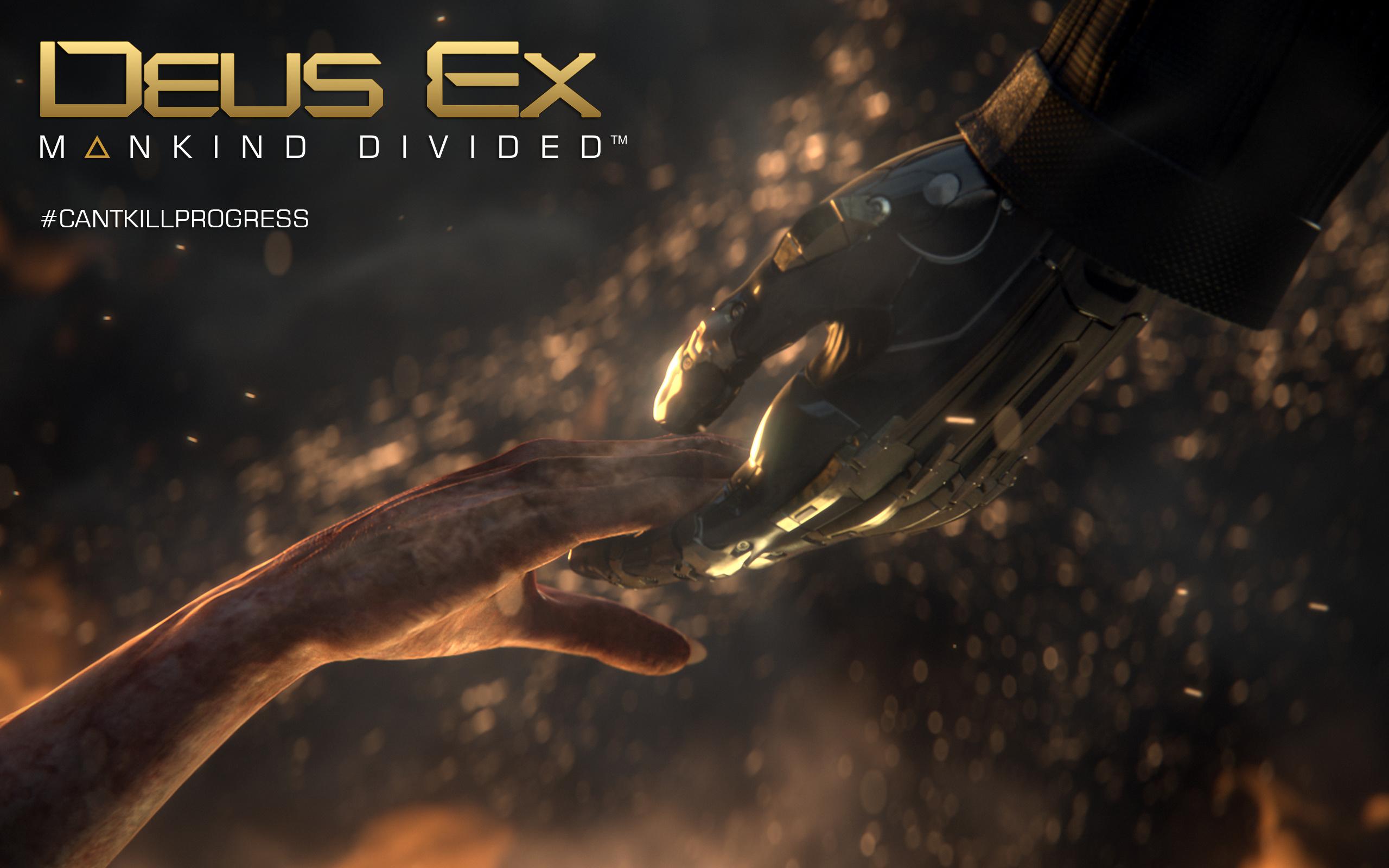 Deus Ex, HD Games, 4k Wallpapers, Images, Backgrounds