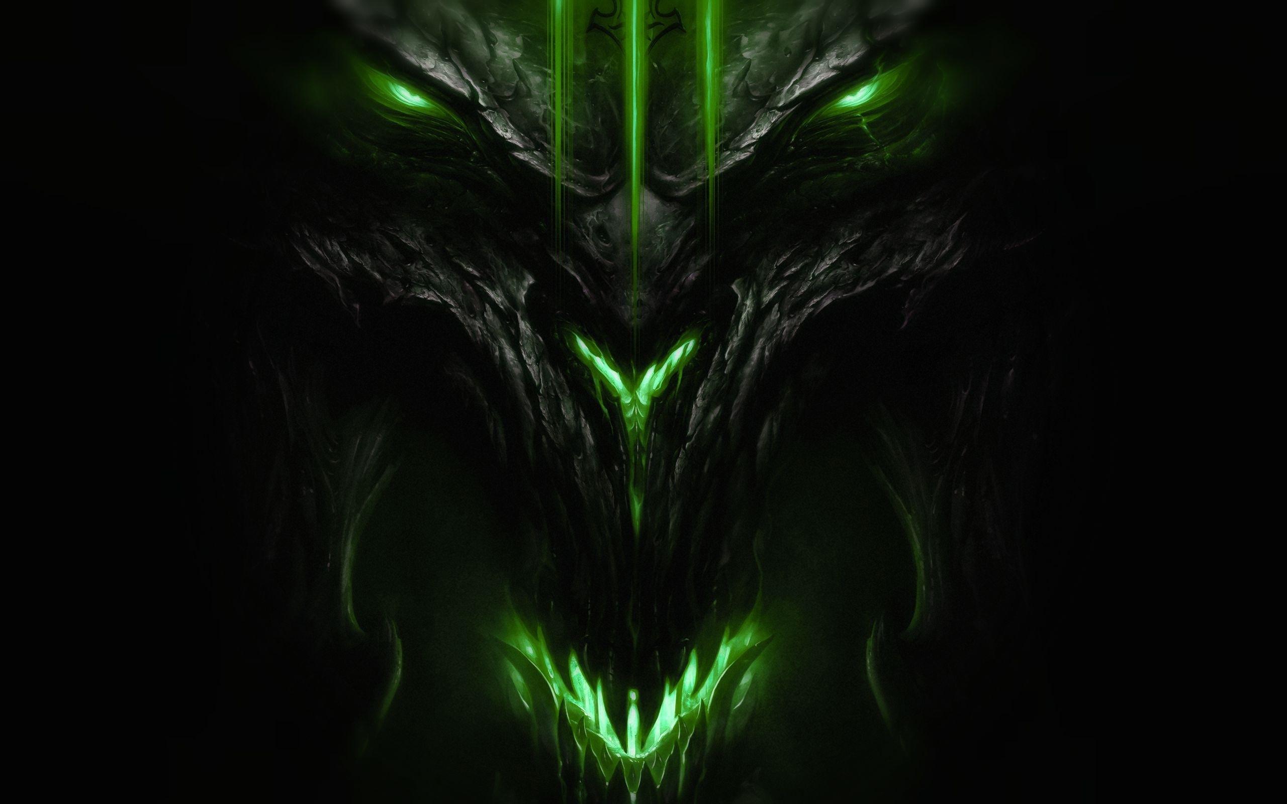 Diablo 3 Devil, HD Games, 4k Wallpapers, Images .