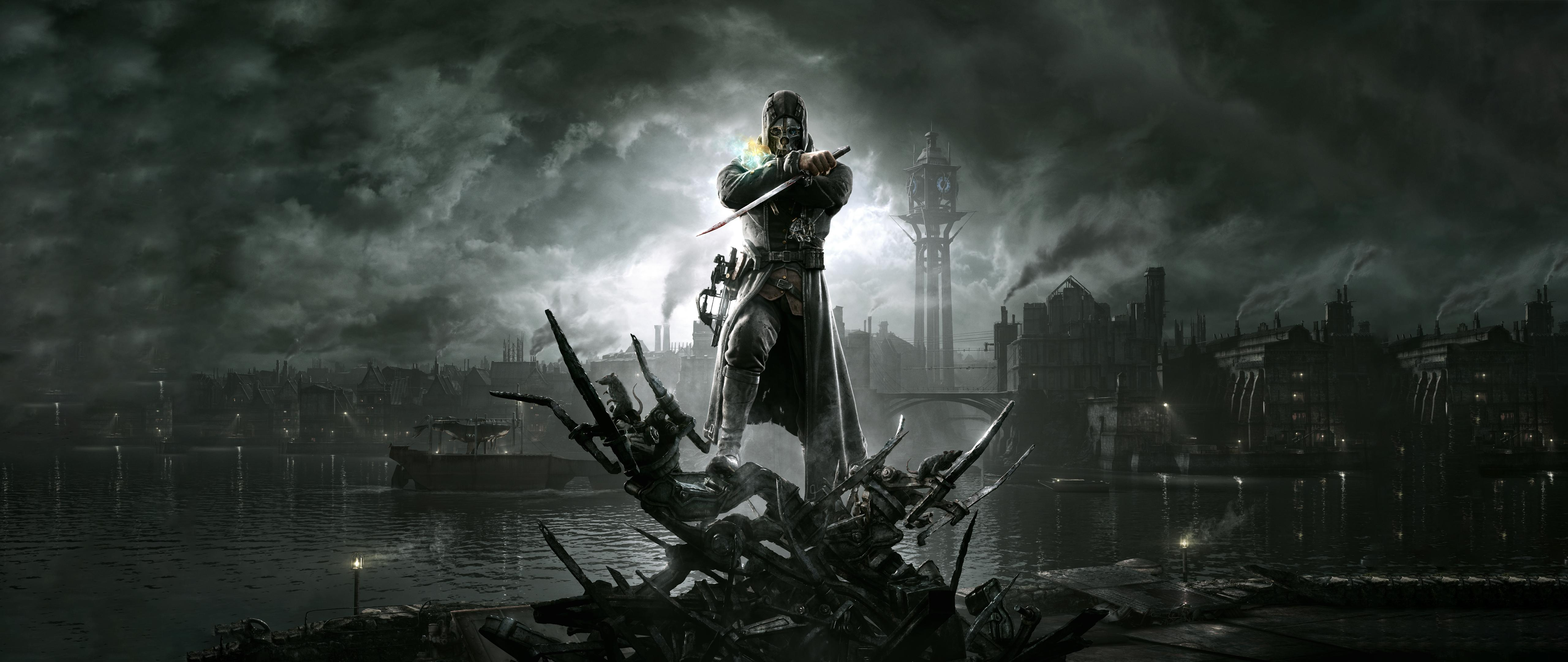 Dishonored Wallpaper 4k: Dishonored 5k, HD Games, 4k Wallpapers, Images