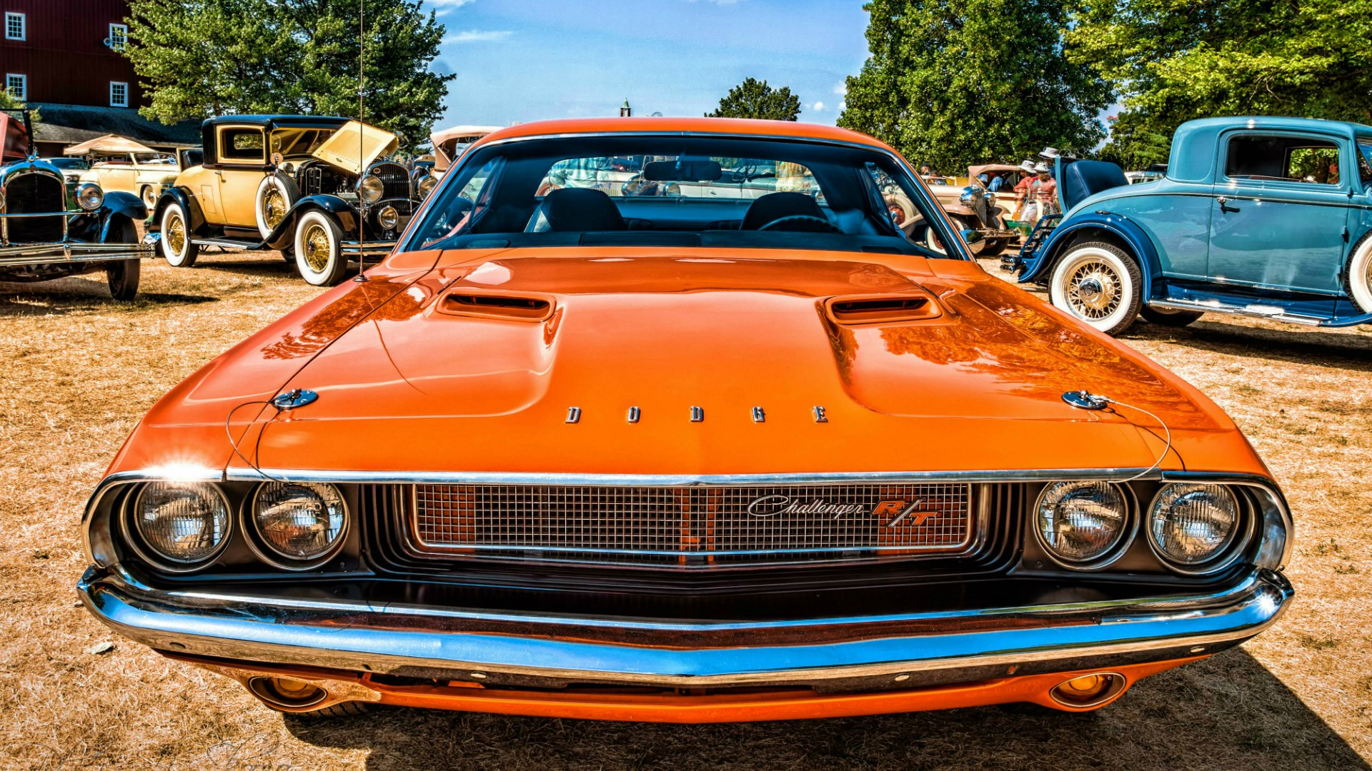 Dodge Challenger Classic, HD Cars, 4k Wallpapers, Images ...