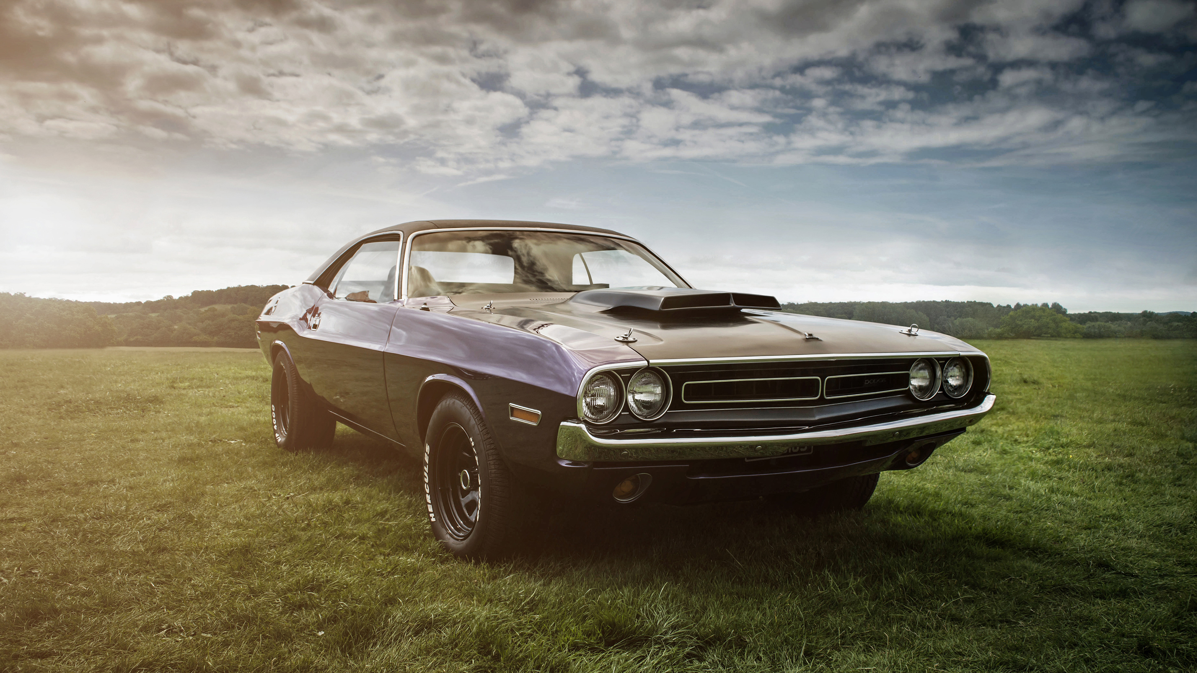Dodge Challenger Hd 4k, HD Cars, 4k Wallpapers, Images