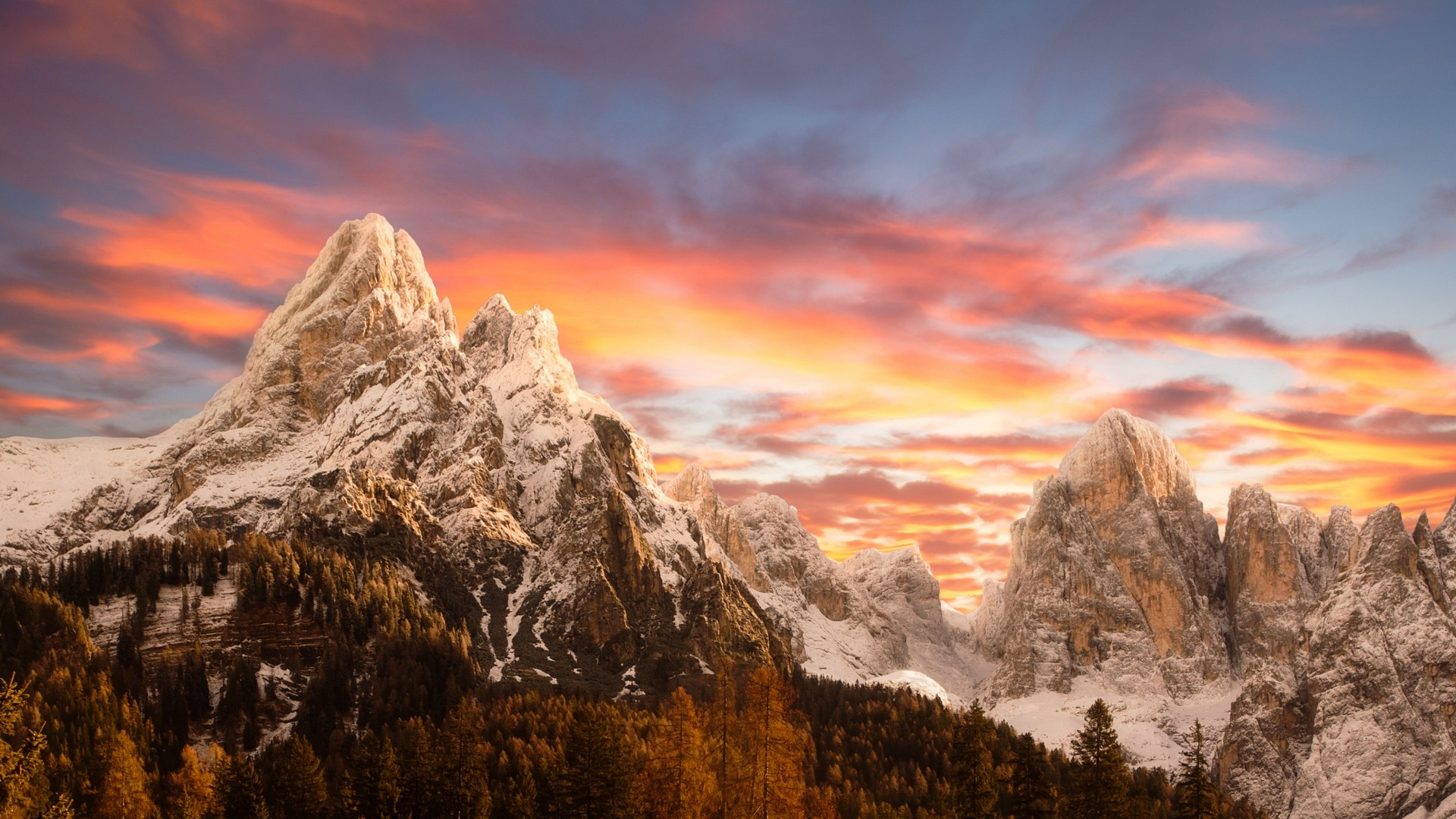 Dolomites Mountains Hd Nature 4k Wallpapers Images