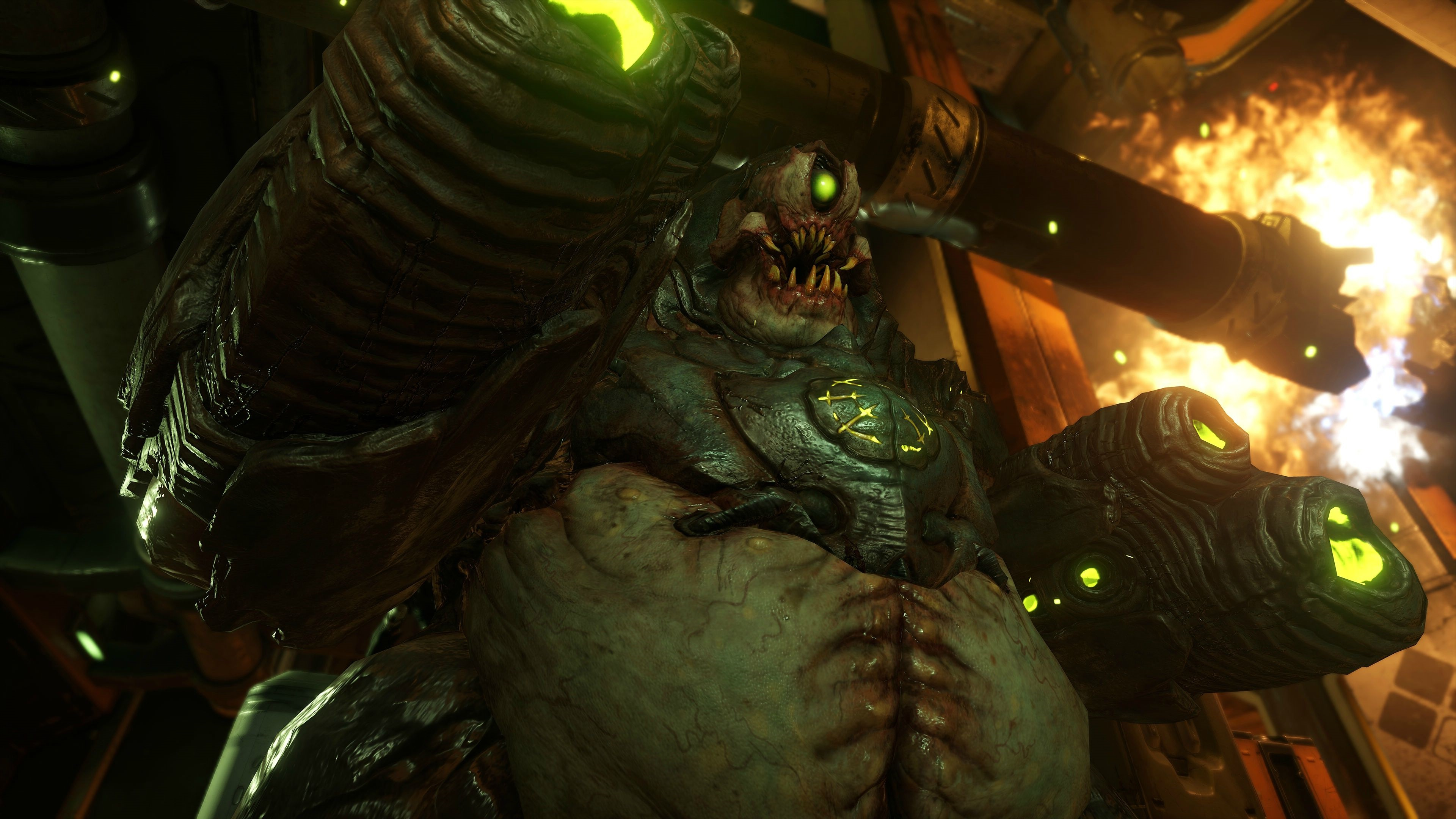 doom wallpaper 1366x768 - photo #29
