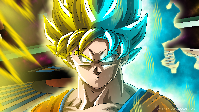 Dragon Ball Super Goku HD, HD Anime, 4k Wallpapers, Images