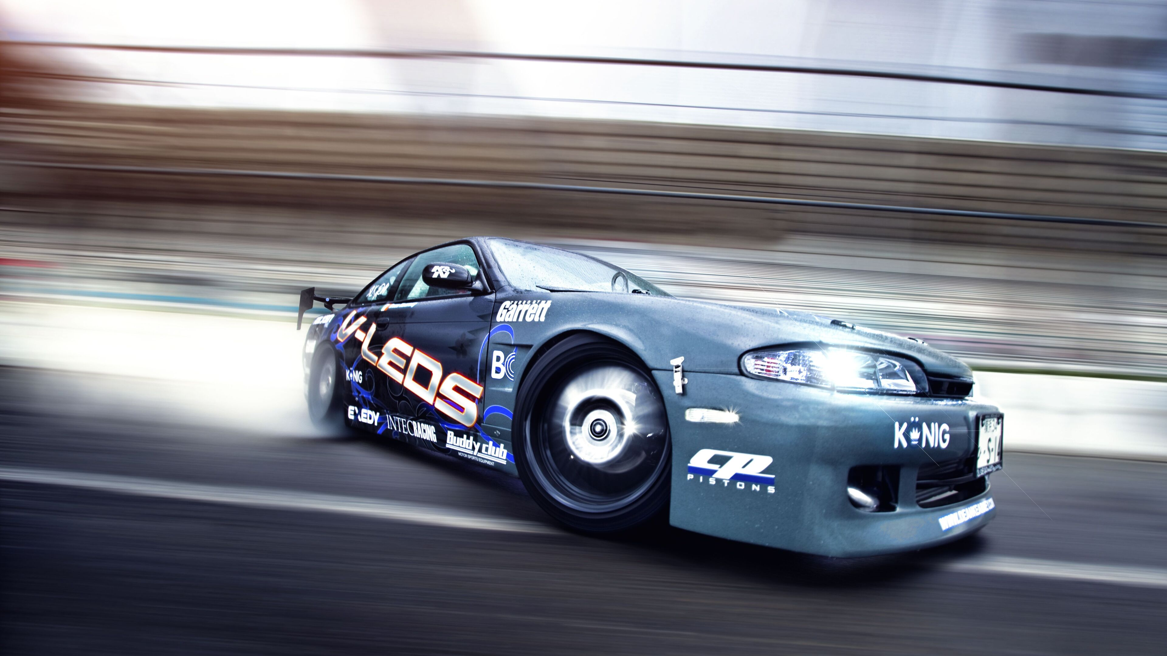 3840x2160 Drifting Car 4k HD 4k Wallpapers, Images ...