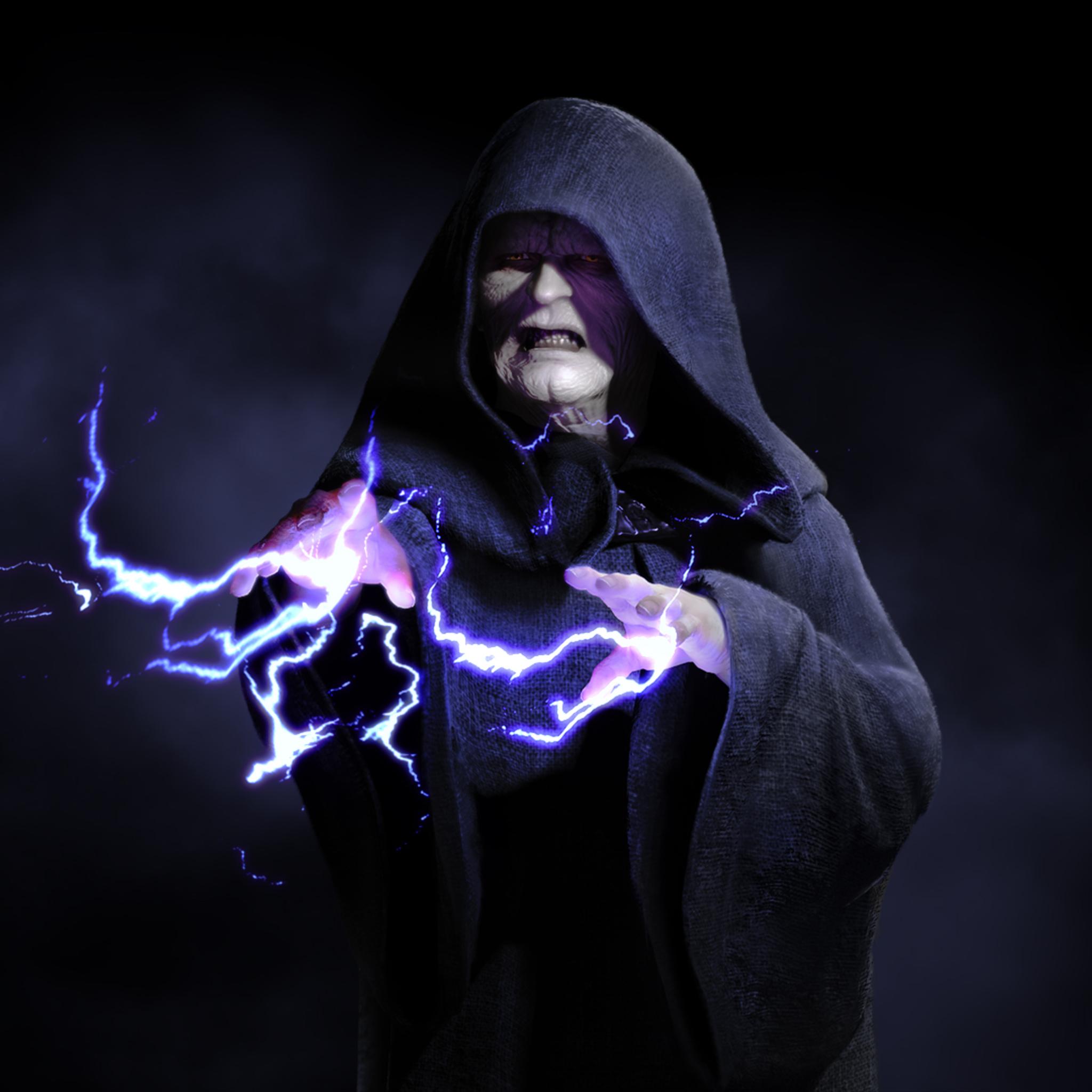 2048x2048 Emperor Palpatine Star Wars Battlefront II Ipad