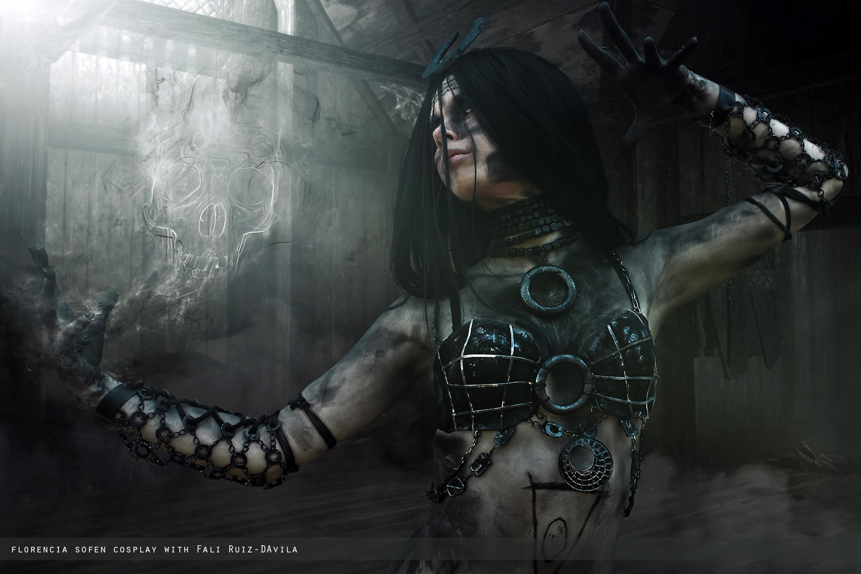 2048x1152 Enchantress Suicide Squad 2048x1152 Resolution
