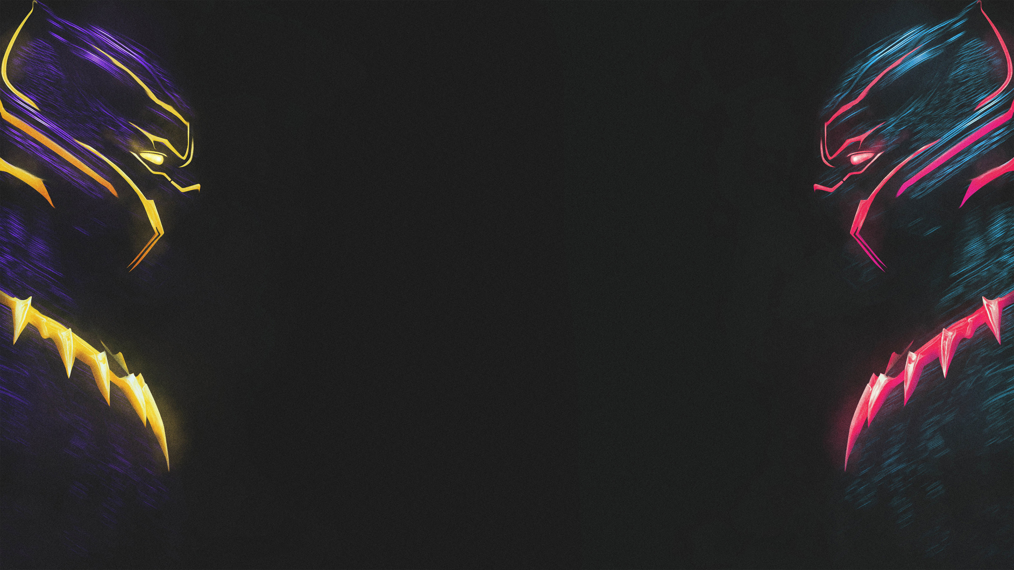1920x1080 Erik Killmonger Black Panther Art 4k Laptop Full ...