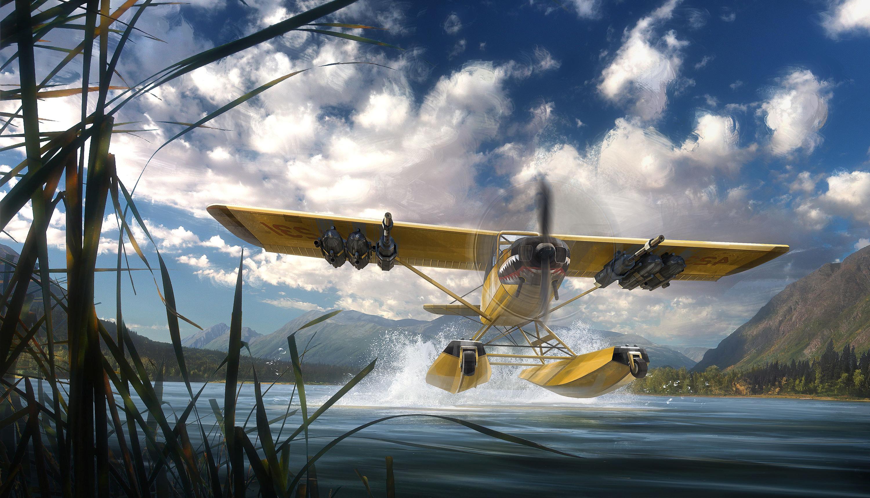 Far Cry 5 Wallpaper 4k: 2560x1440 Far Cry 5 Artwork 1440P Resolution HD 4k