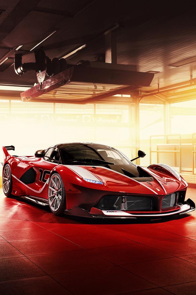 640x960 Ferrari FXX K Sport Car iPhone 4, iPhone 4S HD 4k ...