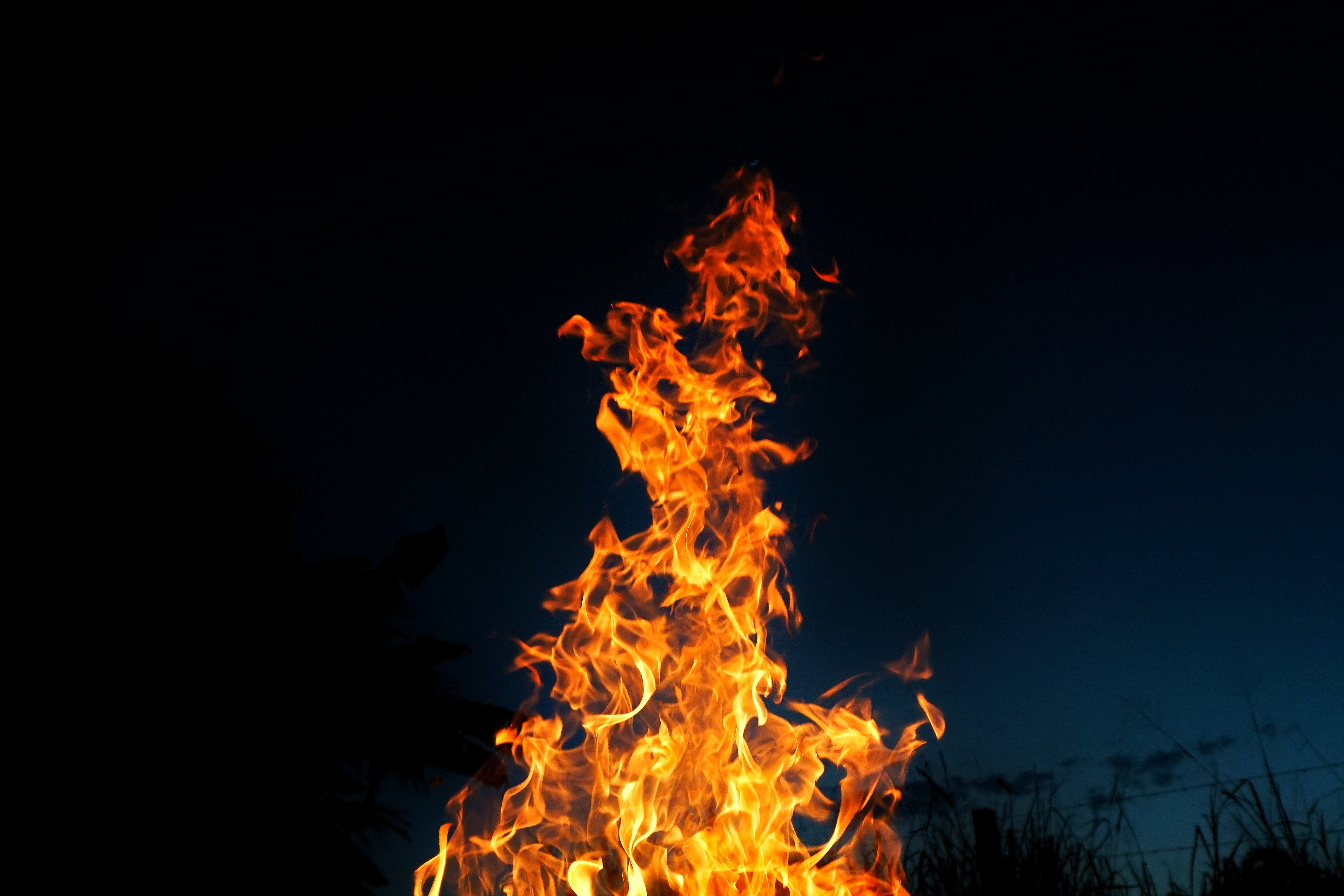 Fire Burning, HD Photography, 4k Wallpapers, Images ...
