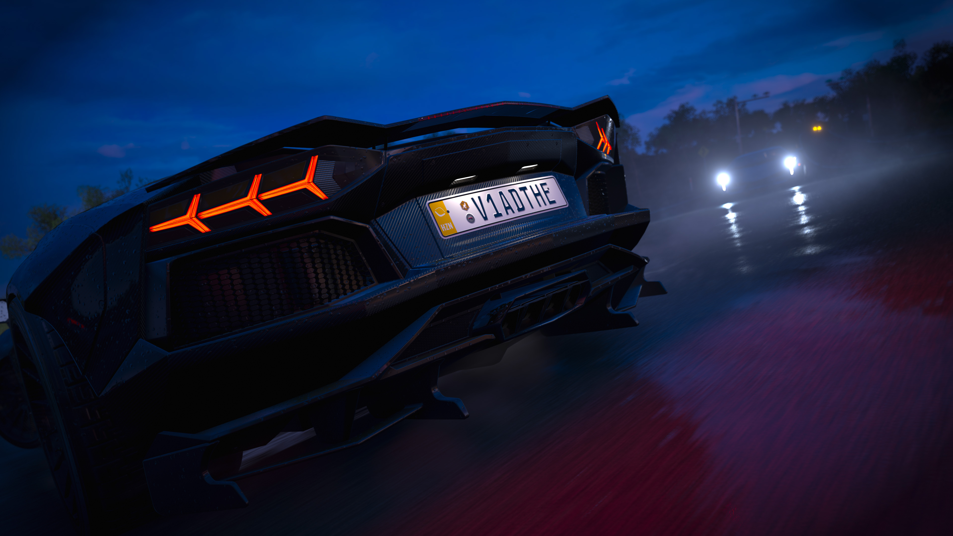 Forza Horizon 3 Lamborghini Aventador 4k, HD Games, 4k