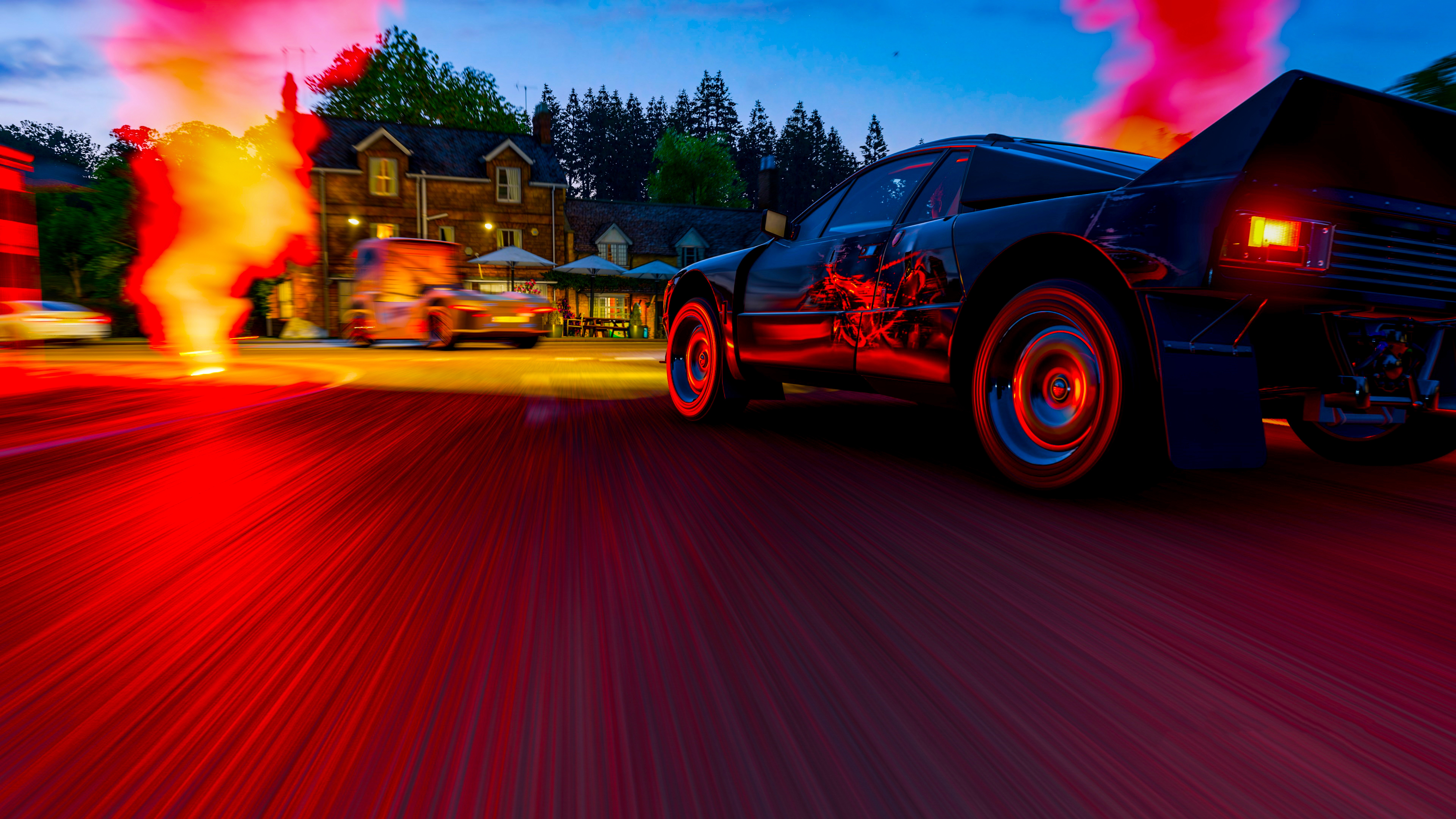 Forza horizon 4 2018 5k hd games 4k wallpapers images backgrounds photos and pictures - Forza logo wallpaper ...