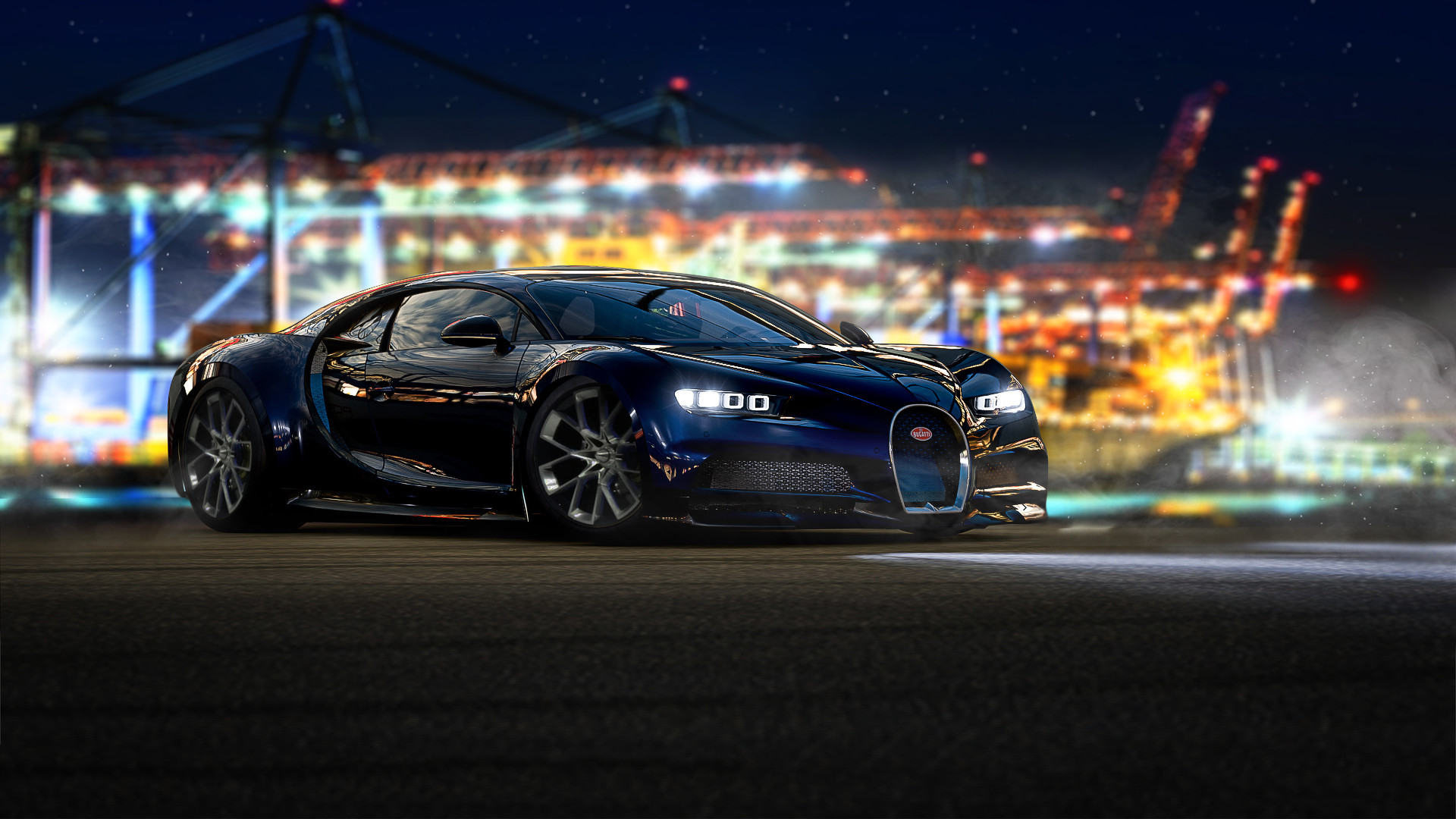 Forza Motorsport 7 Wallpapers Ultra Hd Gaming Backgrounds: Forza Motorsport 7 Bugatti, HD Games, 4k Wallpapers