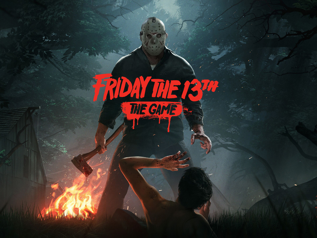 Friday The 13th The Game Wallpaper: 1024x768 Friday The 13th The Game 1024x768 Resolution HD