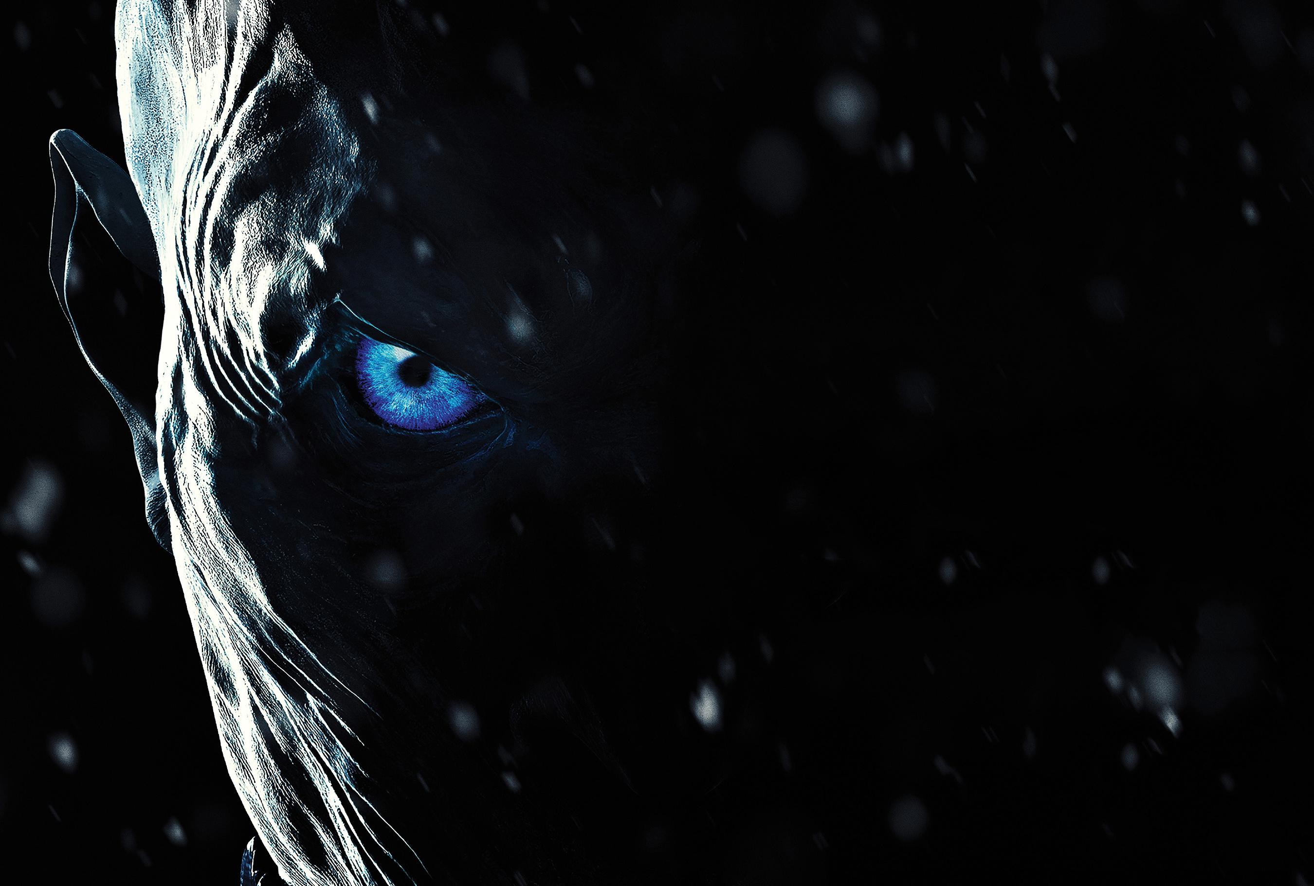 game of thrones season 7 white walkers tv shows hd 4k