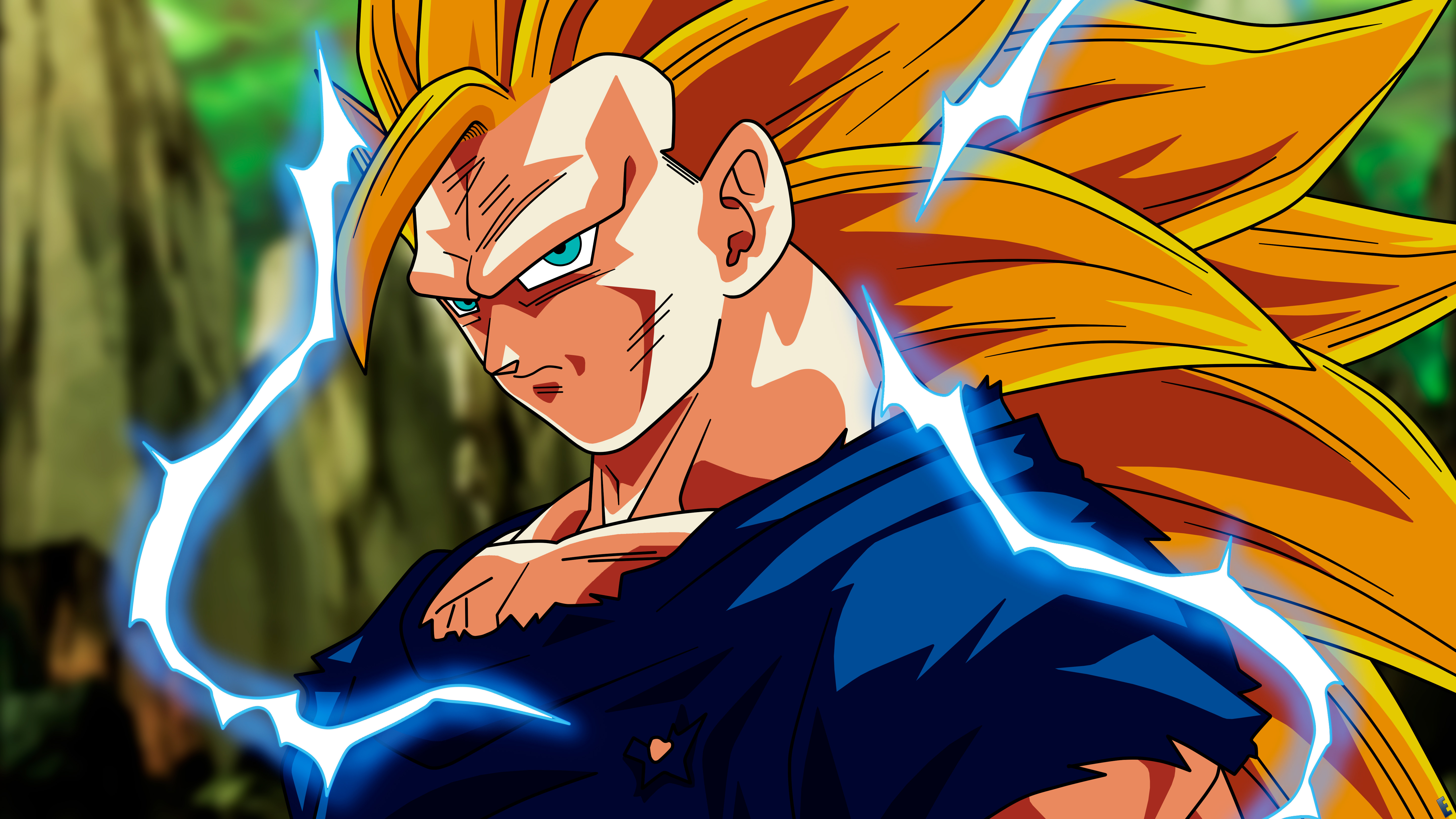 Goku Anime Dragon Ball Super 5k, HD Anime, 4k Wallpapers, Images, Backgrounds, Photos and Pictures
