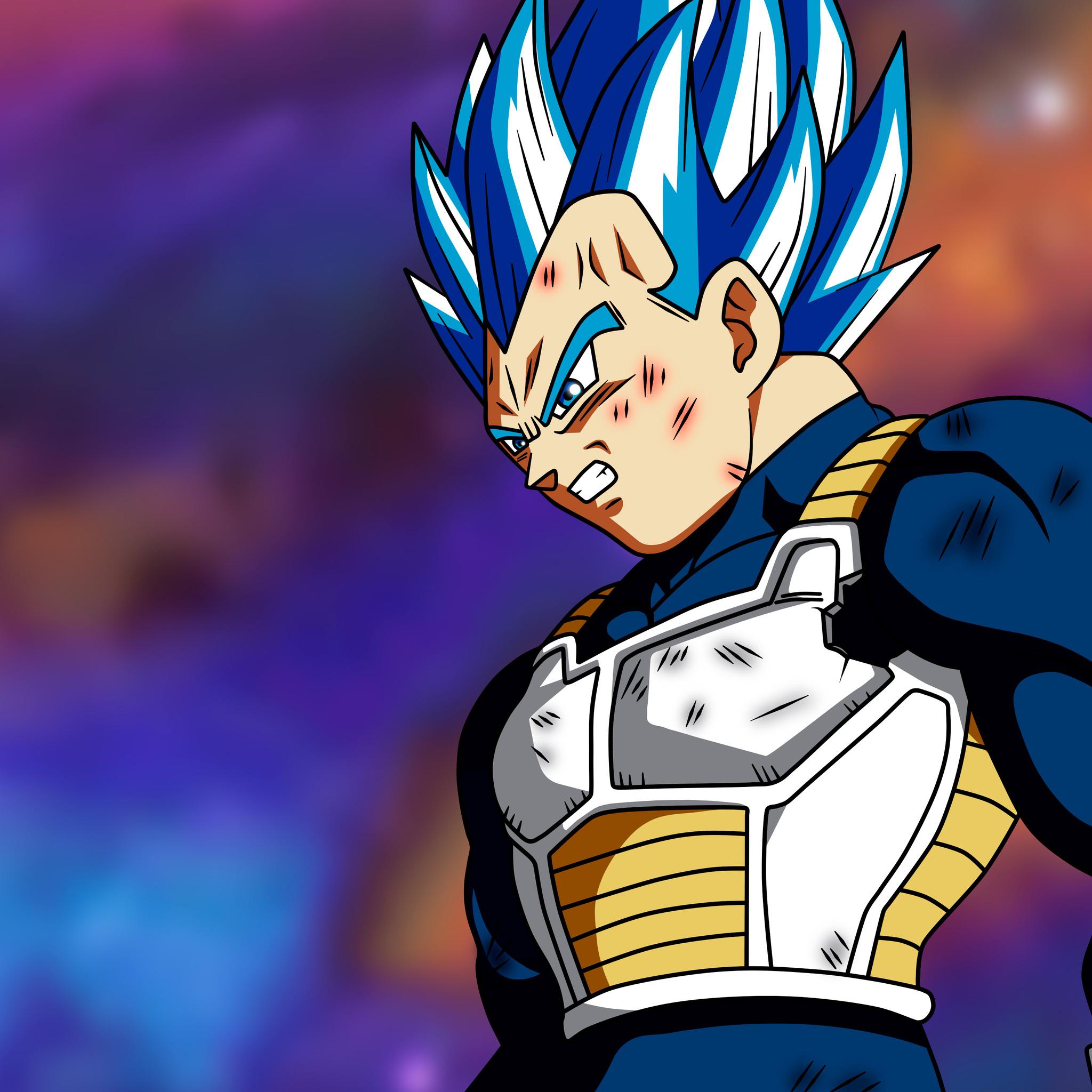 2048x2048 Goku Migatte No Gokui Dragon Ball Super 4k Ipad