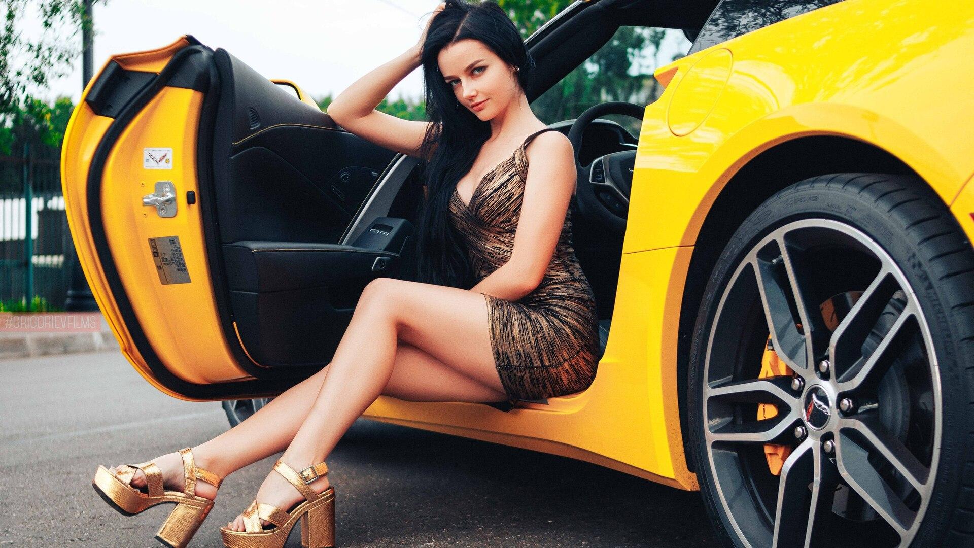Pin by Vdubnchad on Ferrari Models 2 | Car girls, Girls in