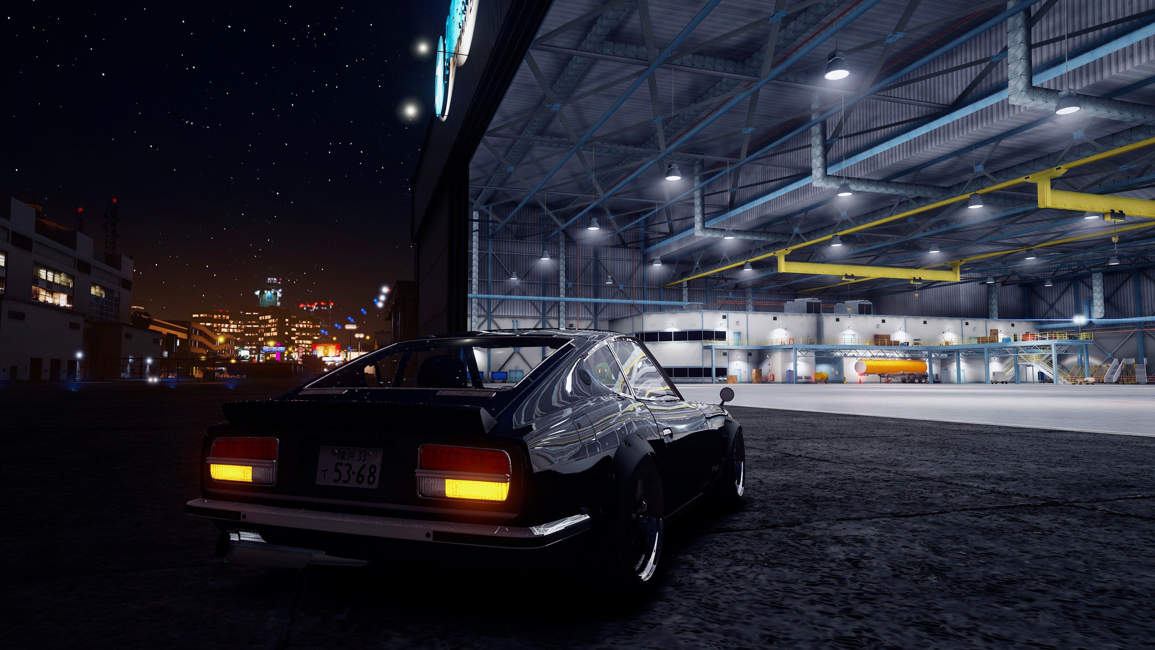 Download Wallpapers Gta5 Night Grand Theft Auto V 4k: 2880x1800 Grand Theft Auto V Mods Cars Macbook Pro Retina