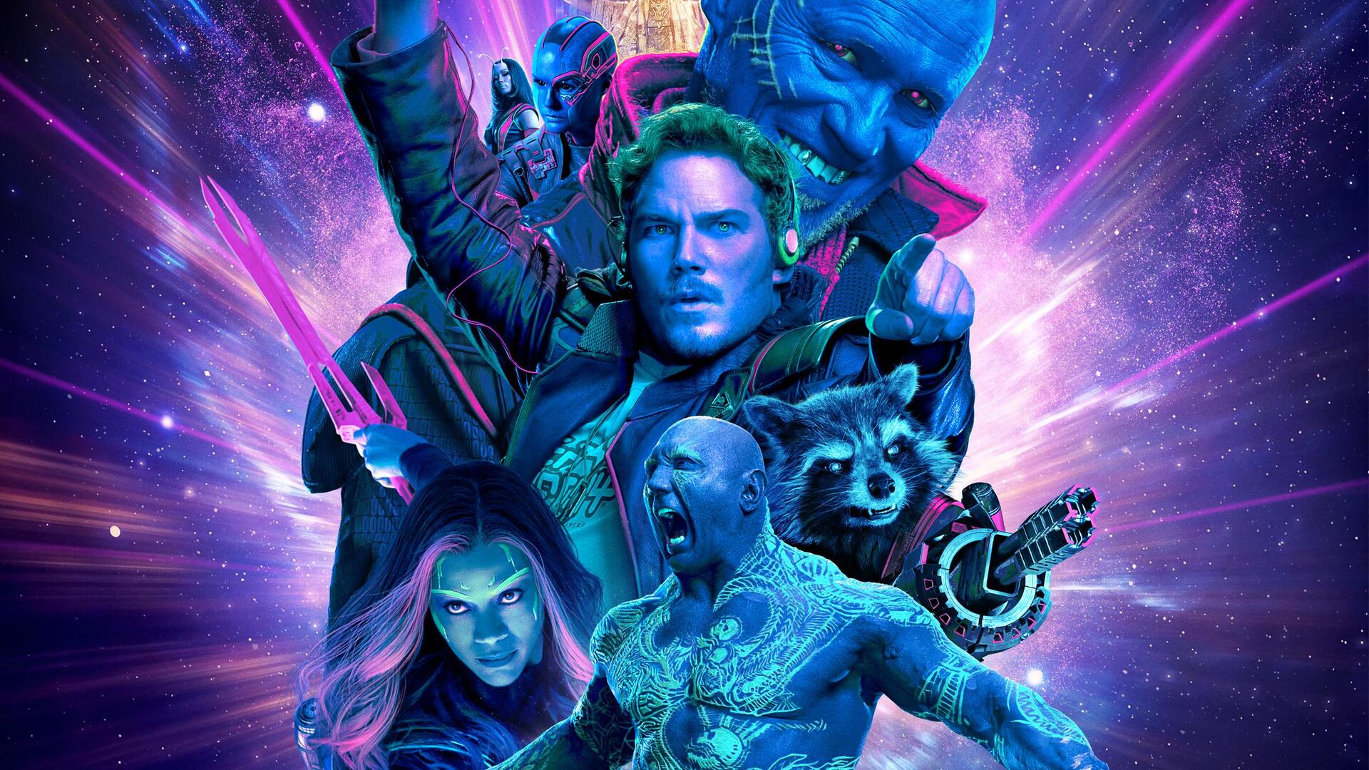 Guardians Of The Galaxy 2 Hd