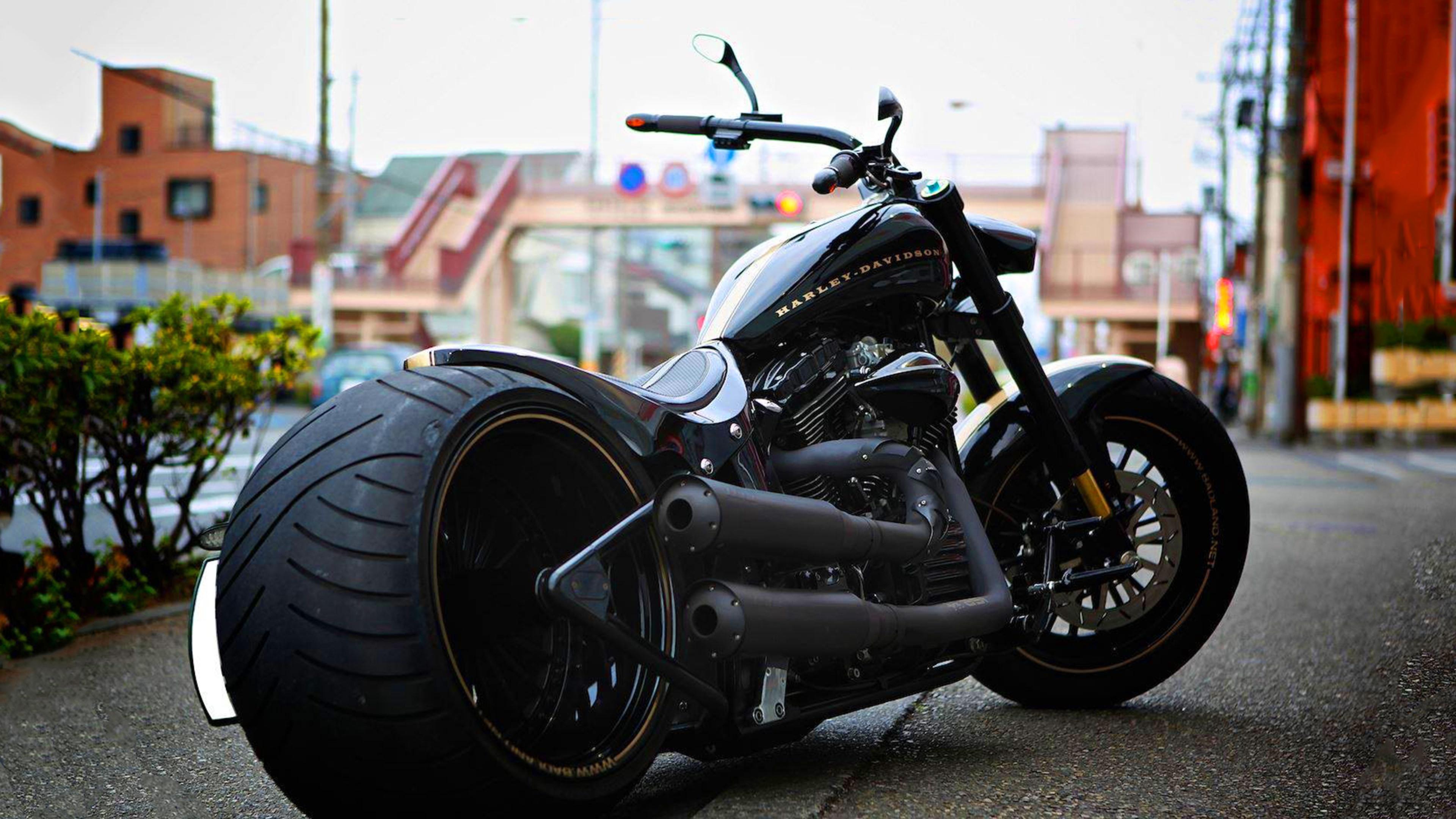 Harley Davidson Vintage, HD Bikes, 4k Wallpapers, Images