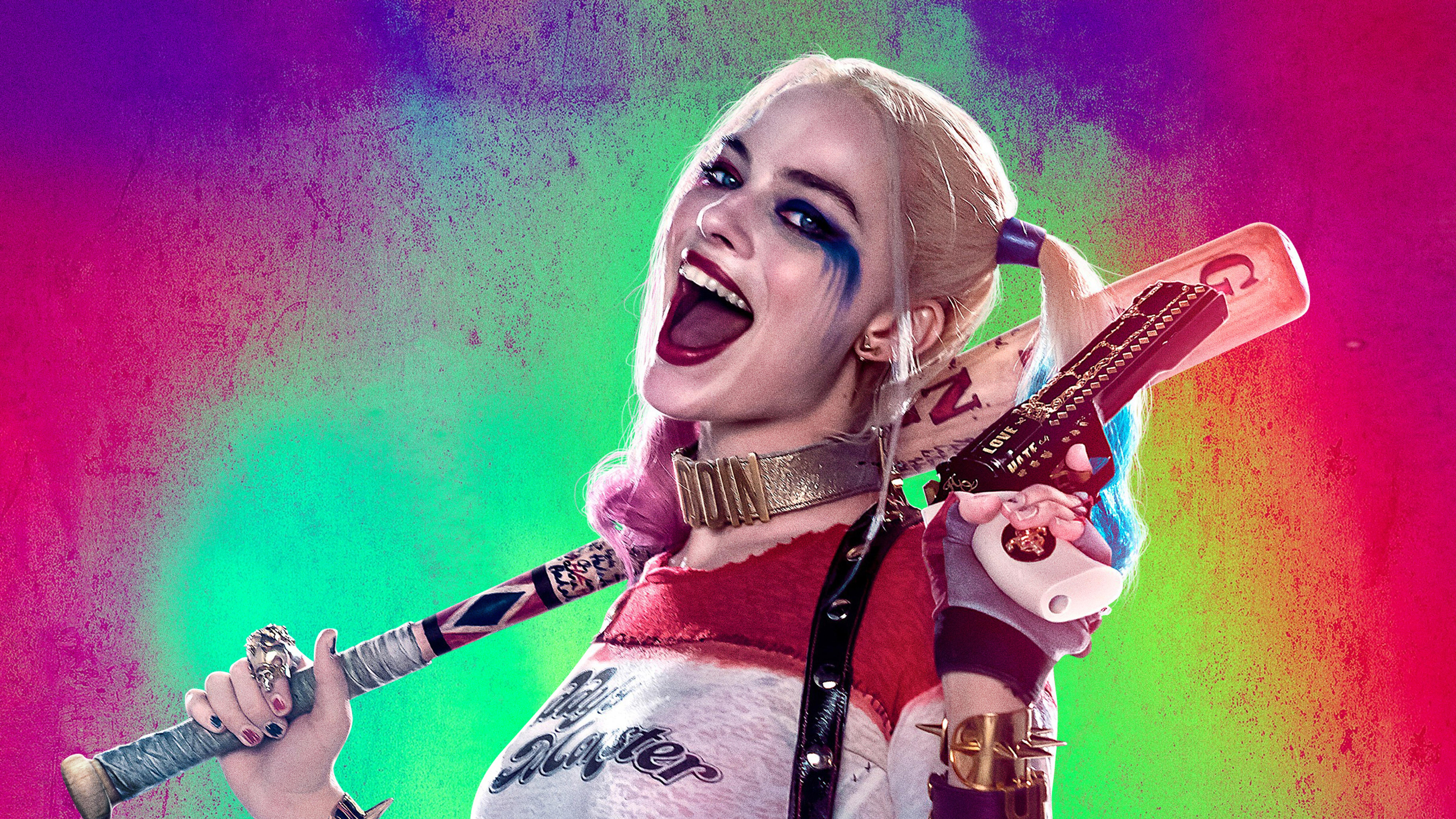 Harley Quinn 8k, HD Movies, 4k Wallpapers, Images