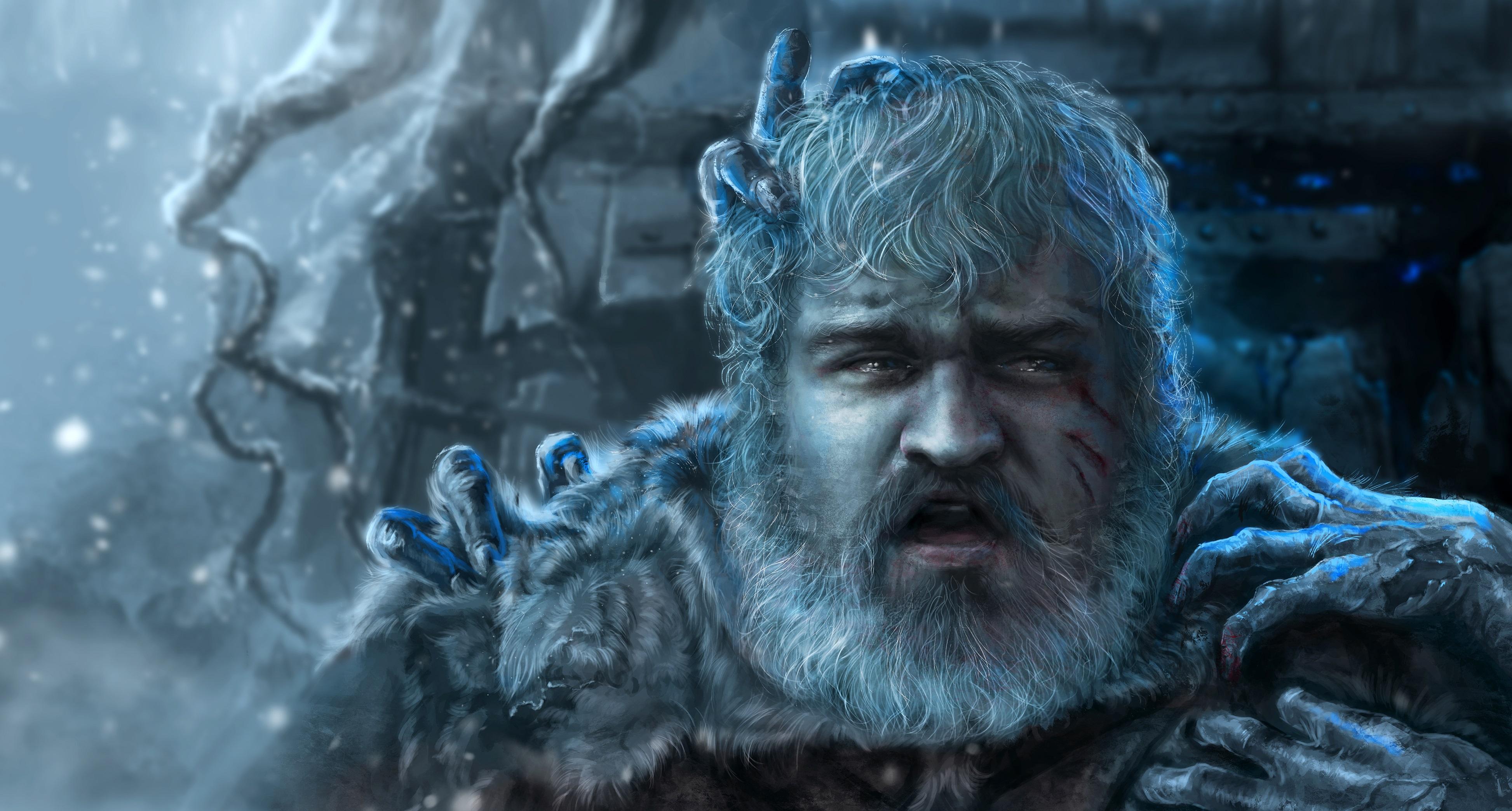 4k Game Of Thrones Wallpaper: Hodor Game Of Thrones Art, HD Tv Shows, 4k Wallpapers