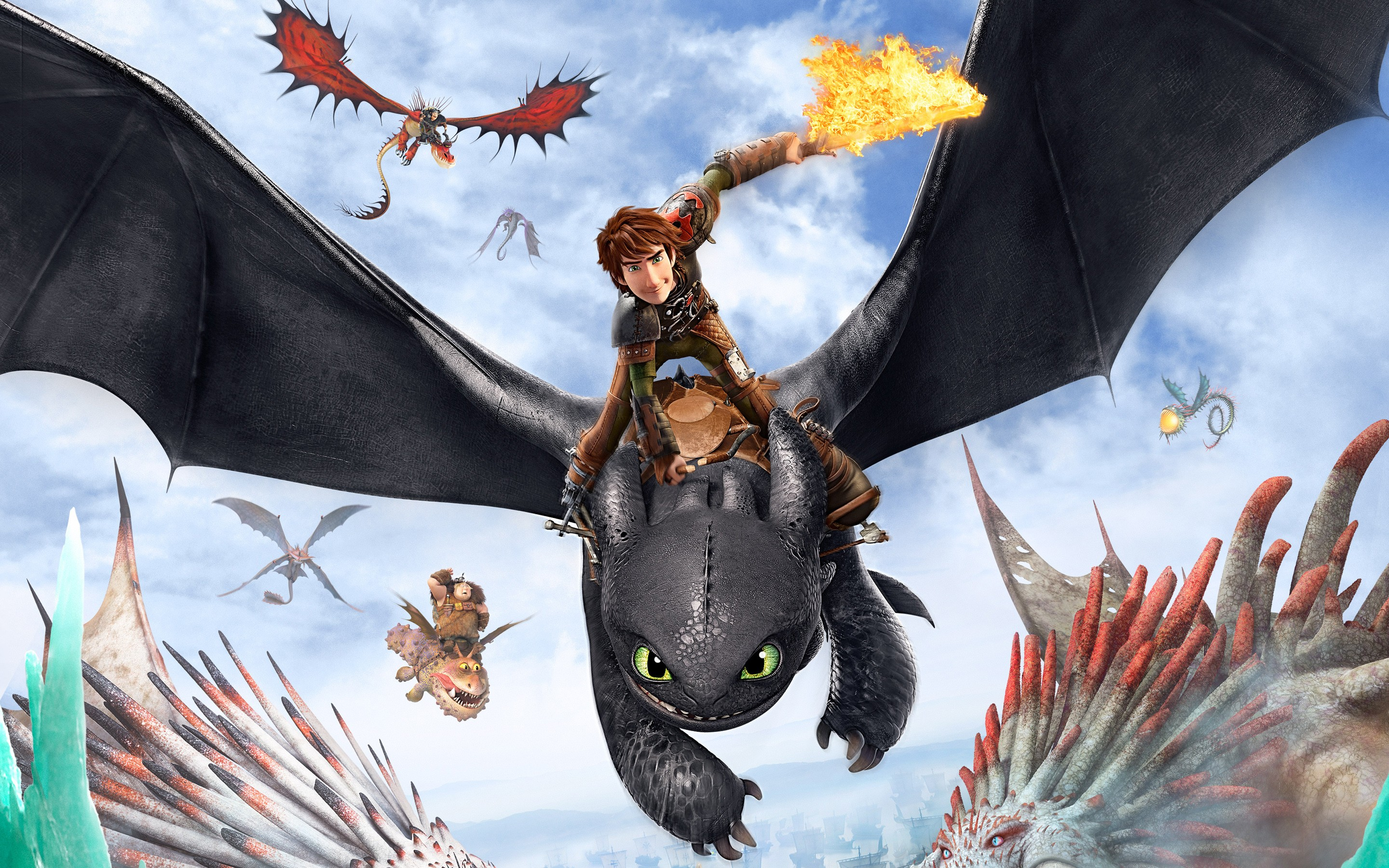 How to train your dragon 2 hd movies 4k wallpapers - How to train your dragon hd download ...