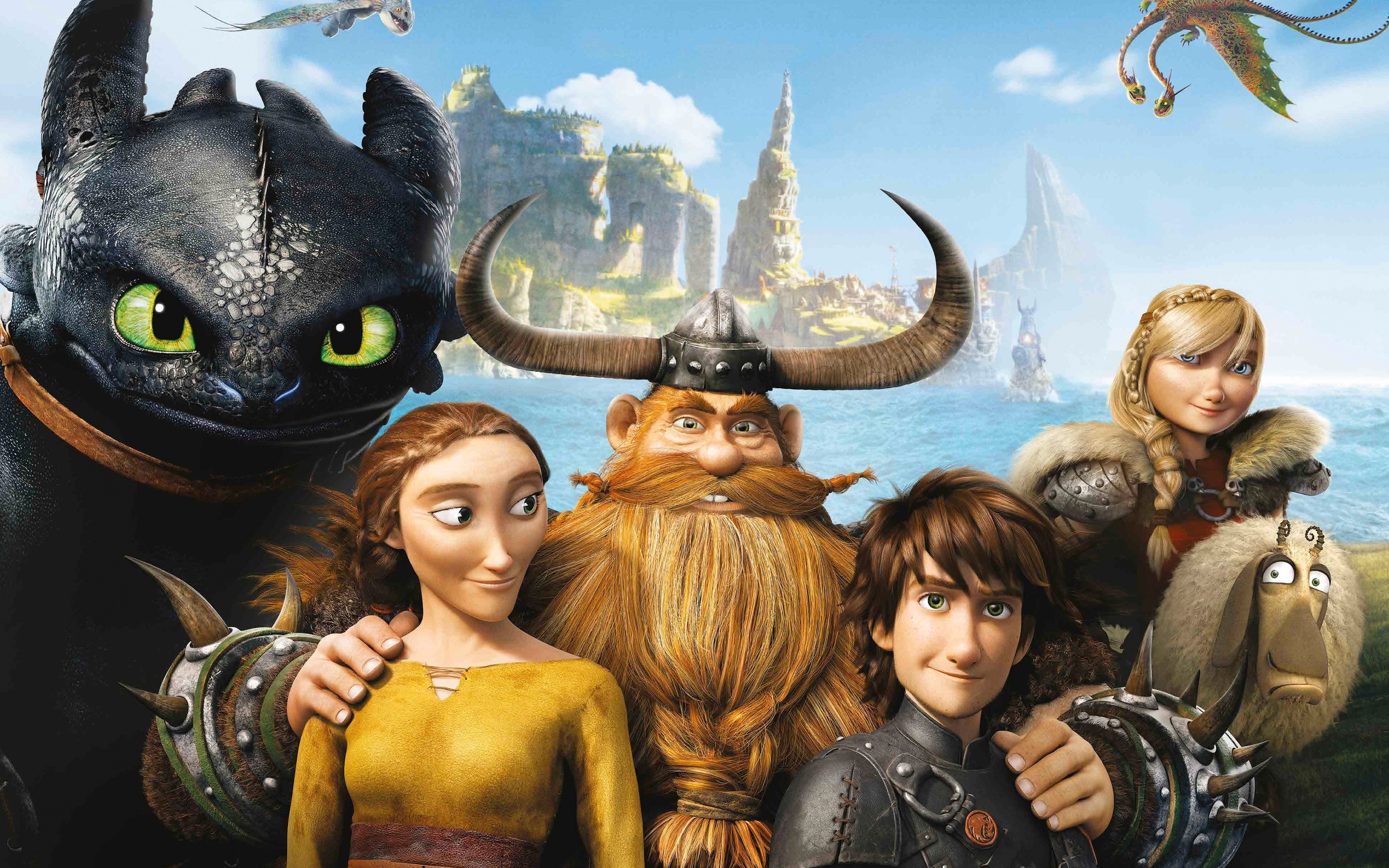 3840x2160 how to train your dragon banner 4k hd 4k - How to train your dragon hd download ...