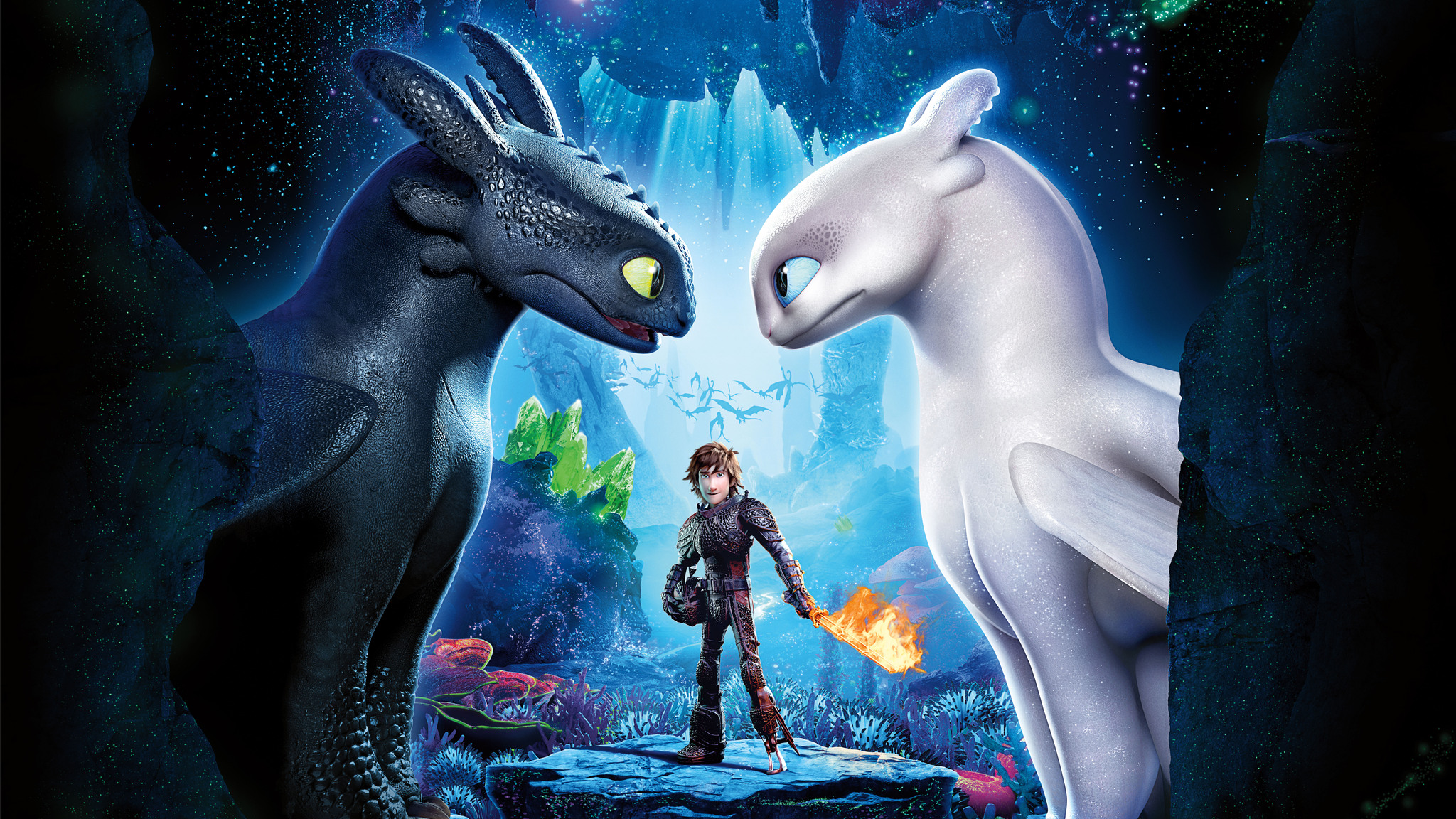 2048x1152 How To Train Your Dragon The Hidden World 10k ...