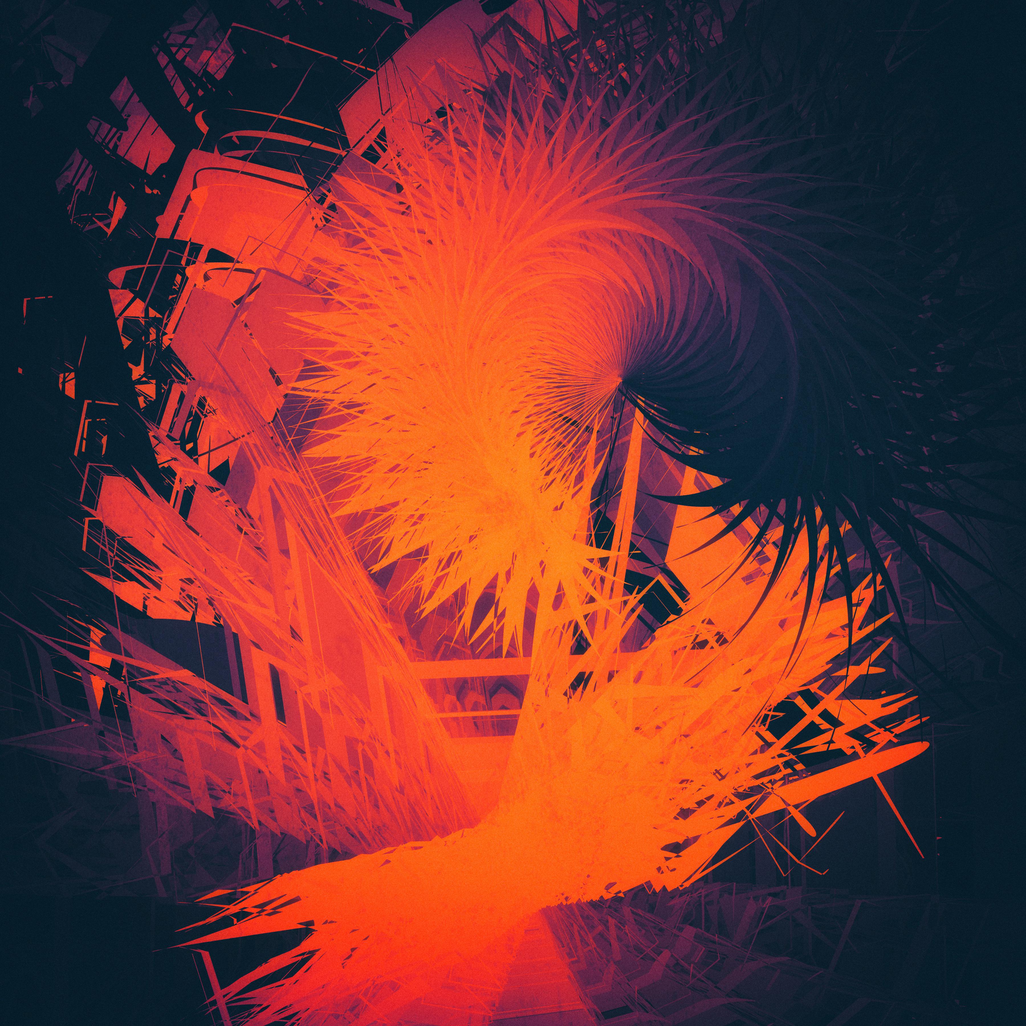 Illustration Digital Arts 4k, HD Abstract, 4k Wallpapers