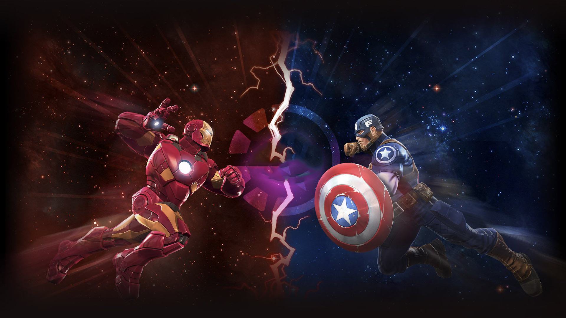 Download Iron man and captain america 1080p