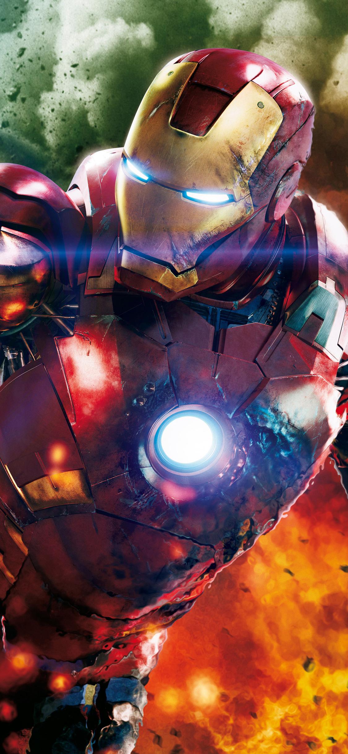1125x2436 Iron Man Hulk 5k 8k Iphone XS,Iphone 10,Iphone X ...