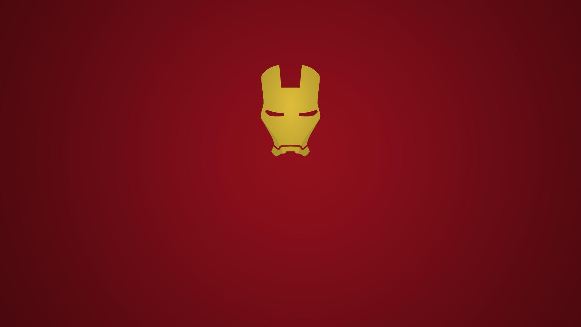 Iphone 6s Plus 4k Wallpaper: 1080x1920 Iron Man Simple 2 Iphone 7,6s,6 Plus, Pixel Xl