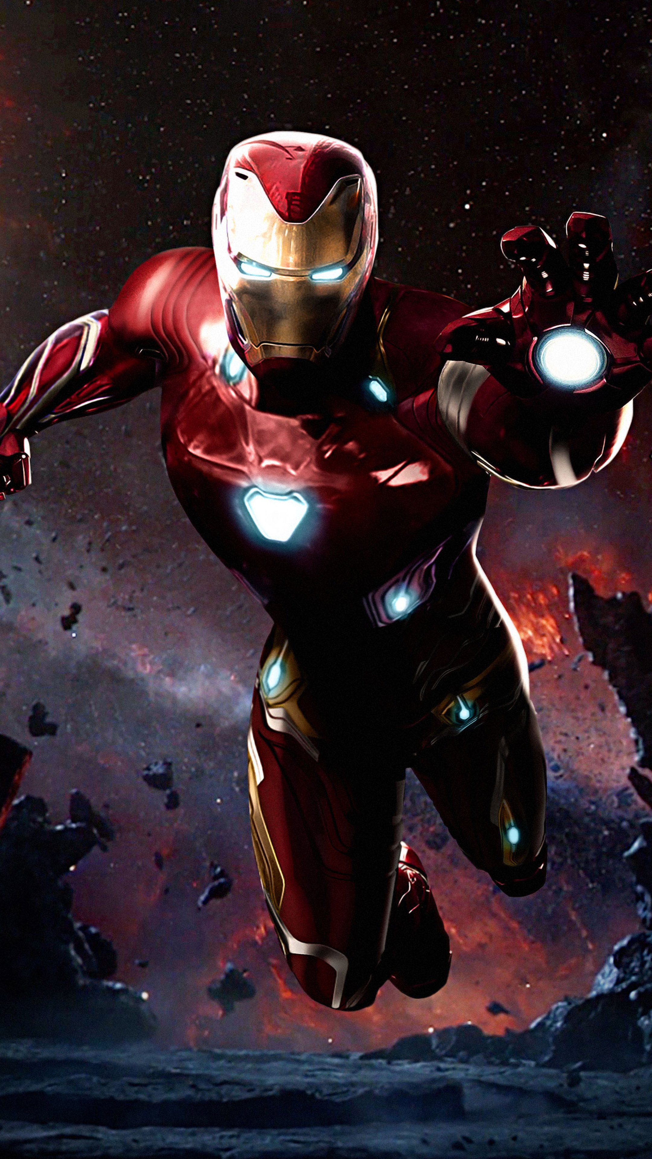 how to draw a iron man suit