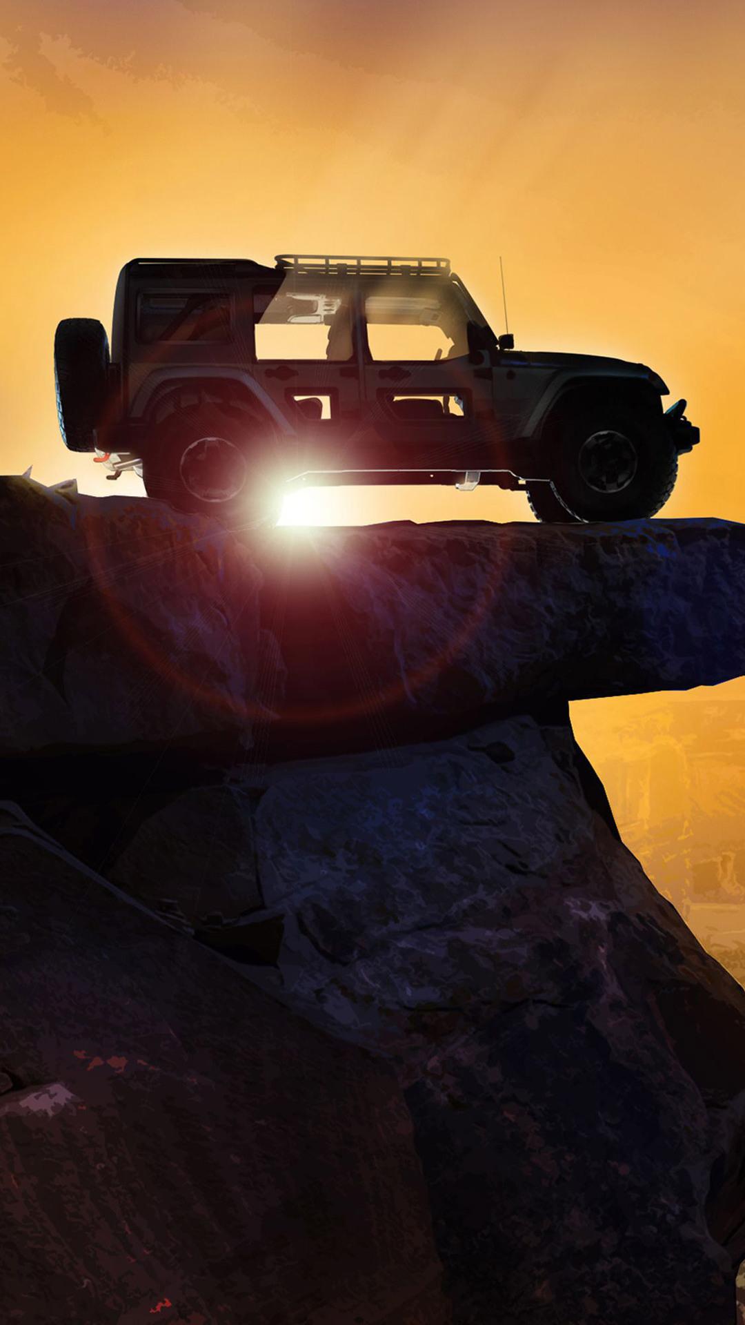 1080x1920 jeep easter safari 2017 iphone 7 6s 6 plus - Safari car wallpaper ...