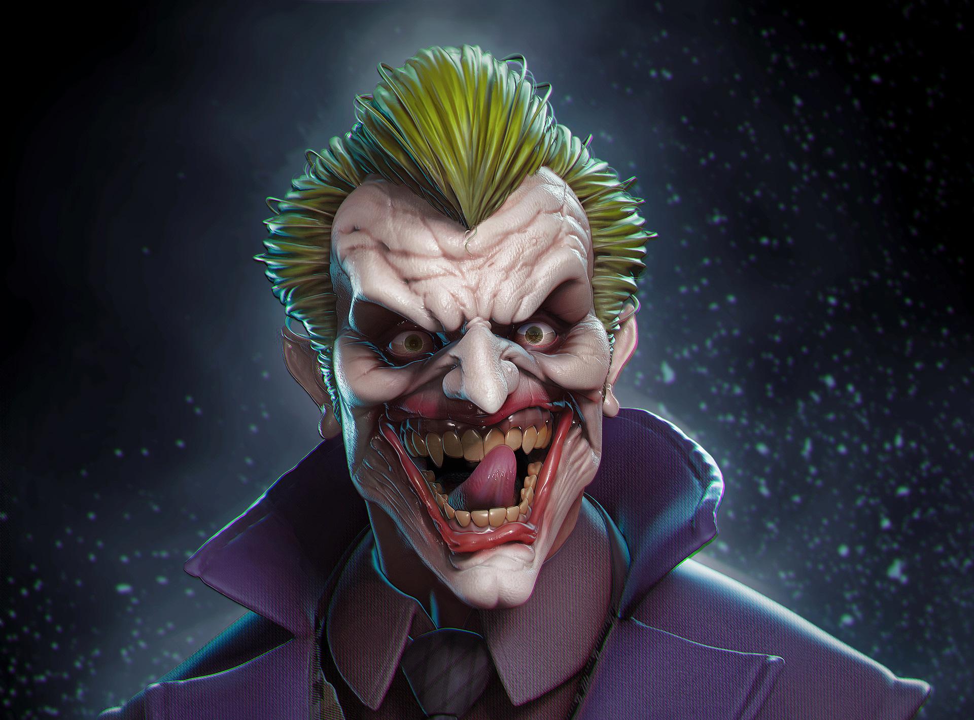 Joker 3d Art, HD Artist, 4k Wallpapers, Images ...