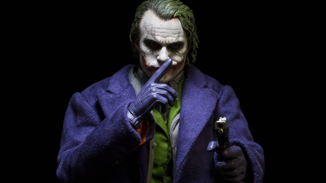 1366x768 Joker 5k 2019 1366x768 Resolution HD 4k ...