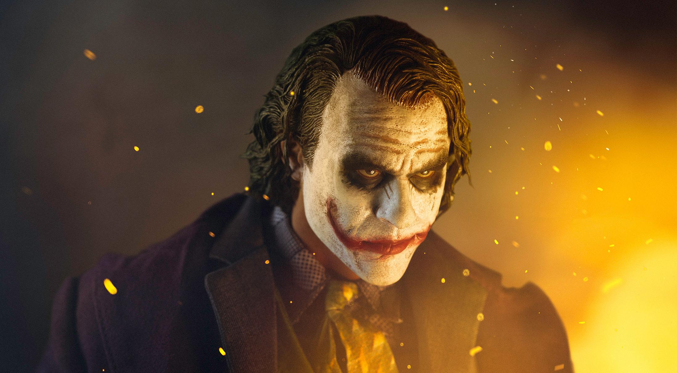 Joker Everything Burns, HD Superheroes, 4k Wallpapers ...