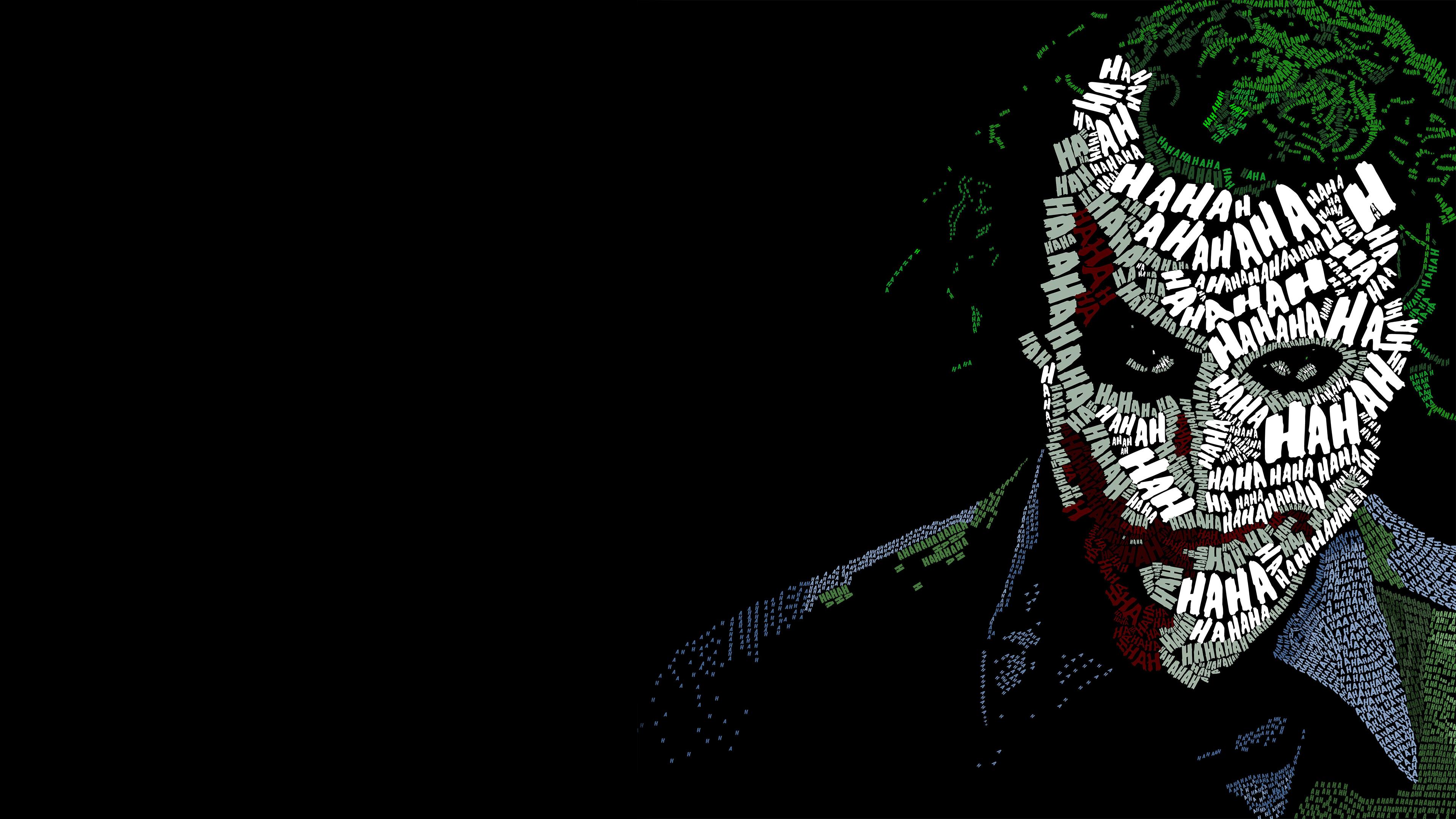 1920x1080 Joker Typography Laptop Full HD 1080P HD 4k ...