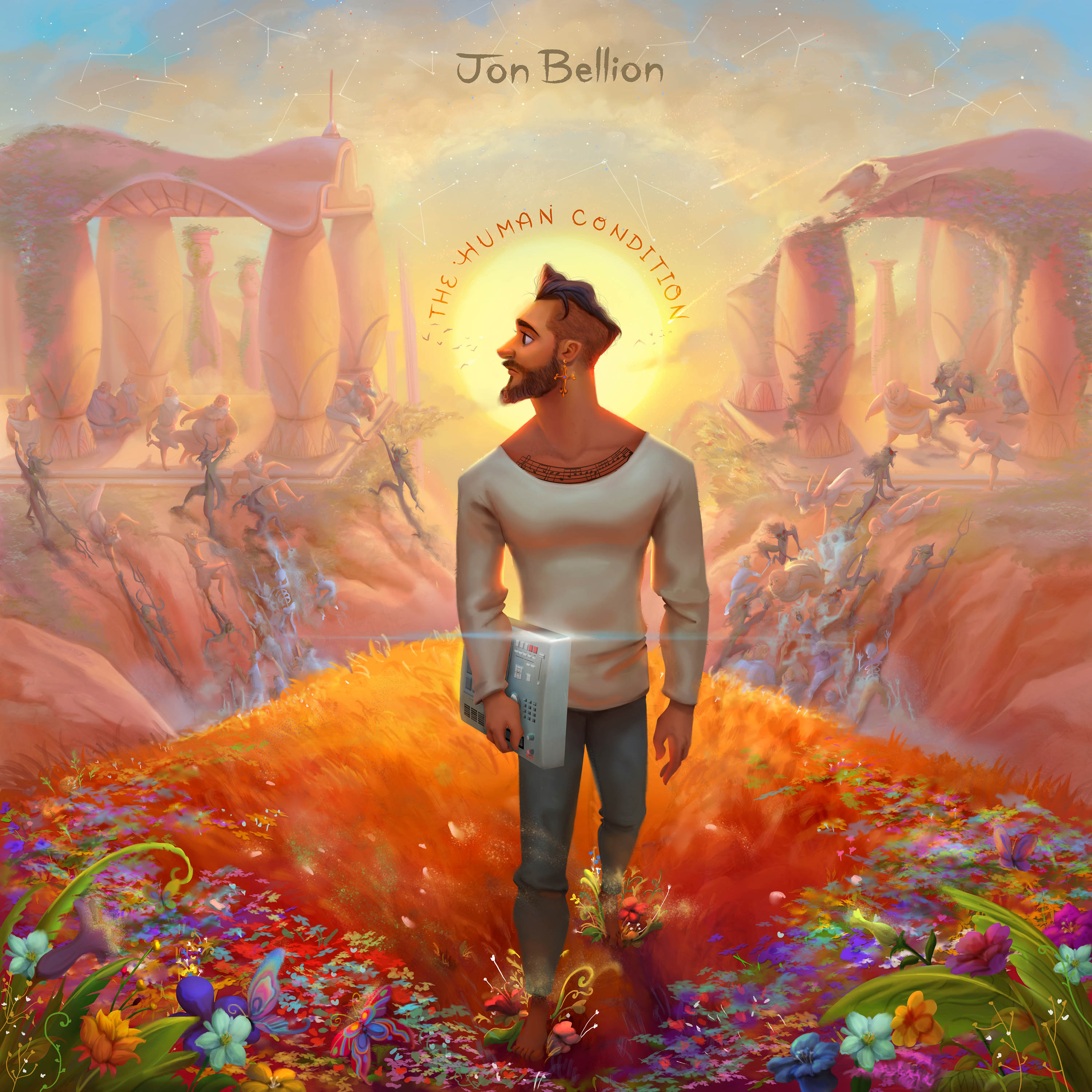 Download All Time Hit Mp3 Songs Of Kishore Kumar Asha: 480x854 Jon Bellion All Time Low Album Cover Art Android