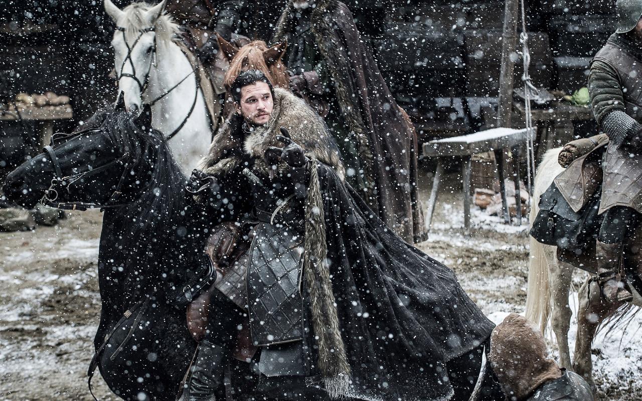 Game of Thrones season 7 wallpaper HD |