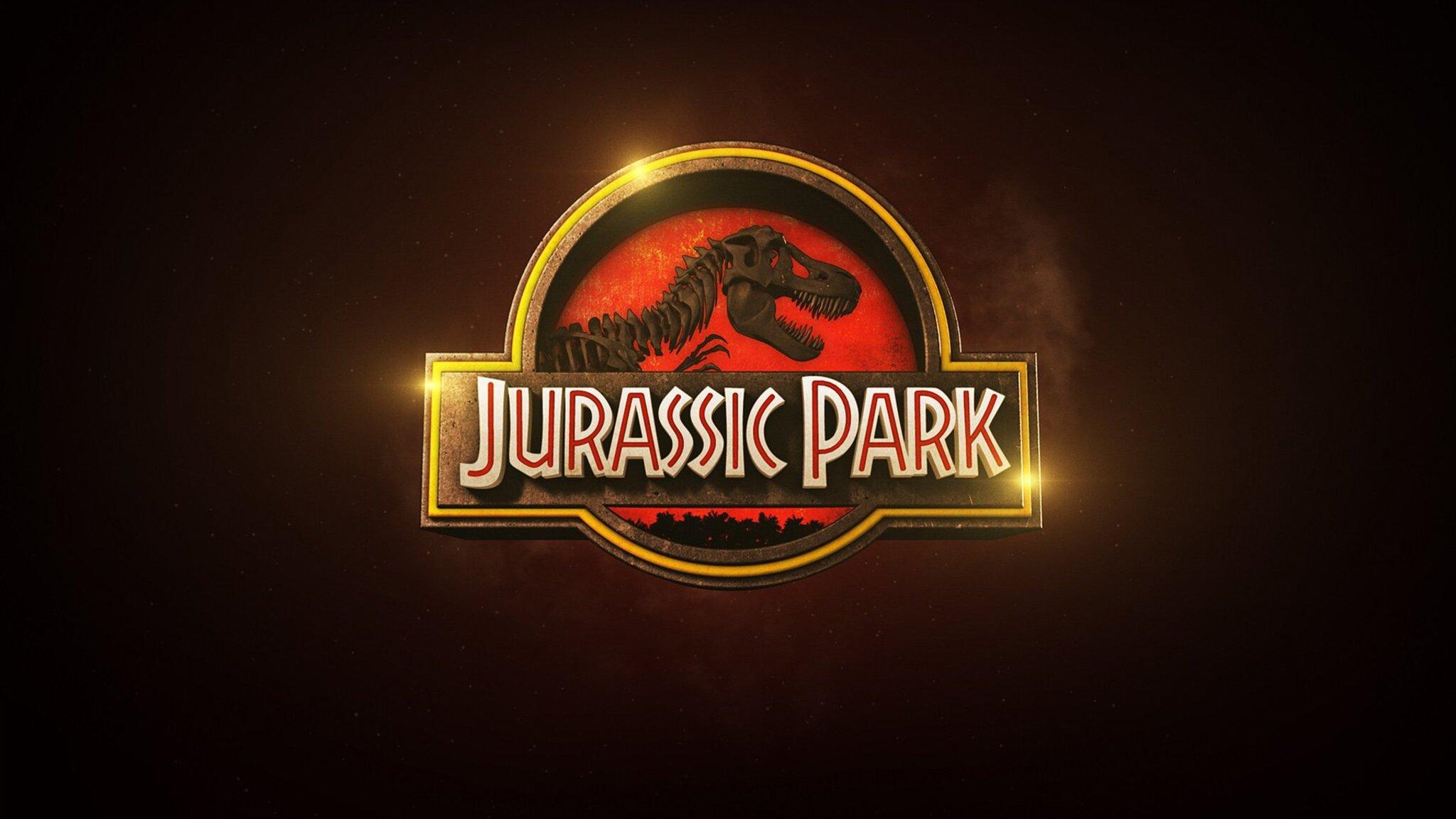 2048x1152 Jurassic Park Logo 2048x1152 Resolution HD 4k ...