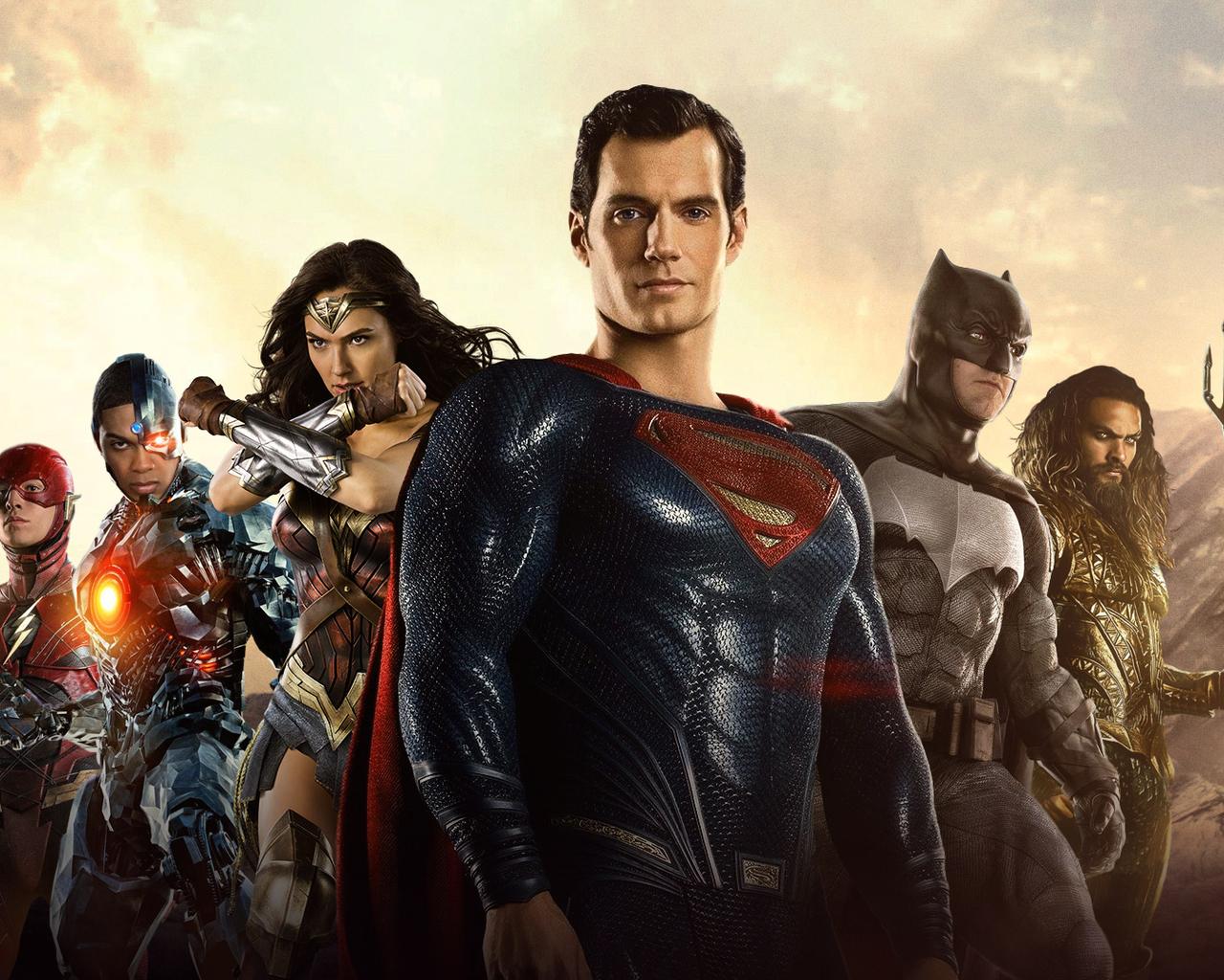 Justice League 2017 Movie 4k Hd Desktop Wallpaper For 4k: 1280x1024 Justice League 2017 Movie 1280x1024 Resolution