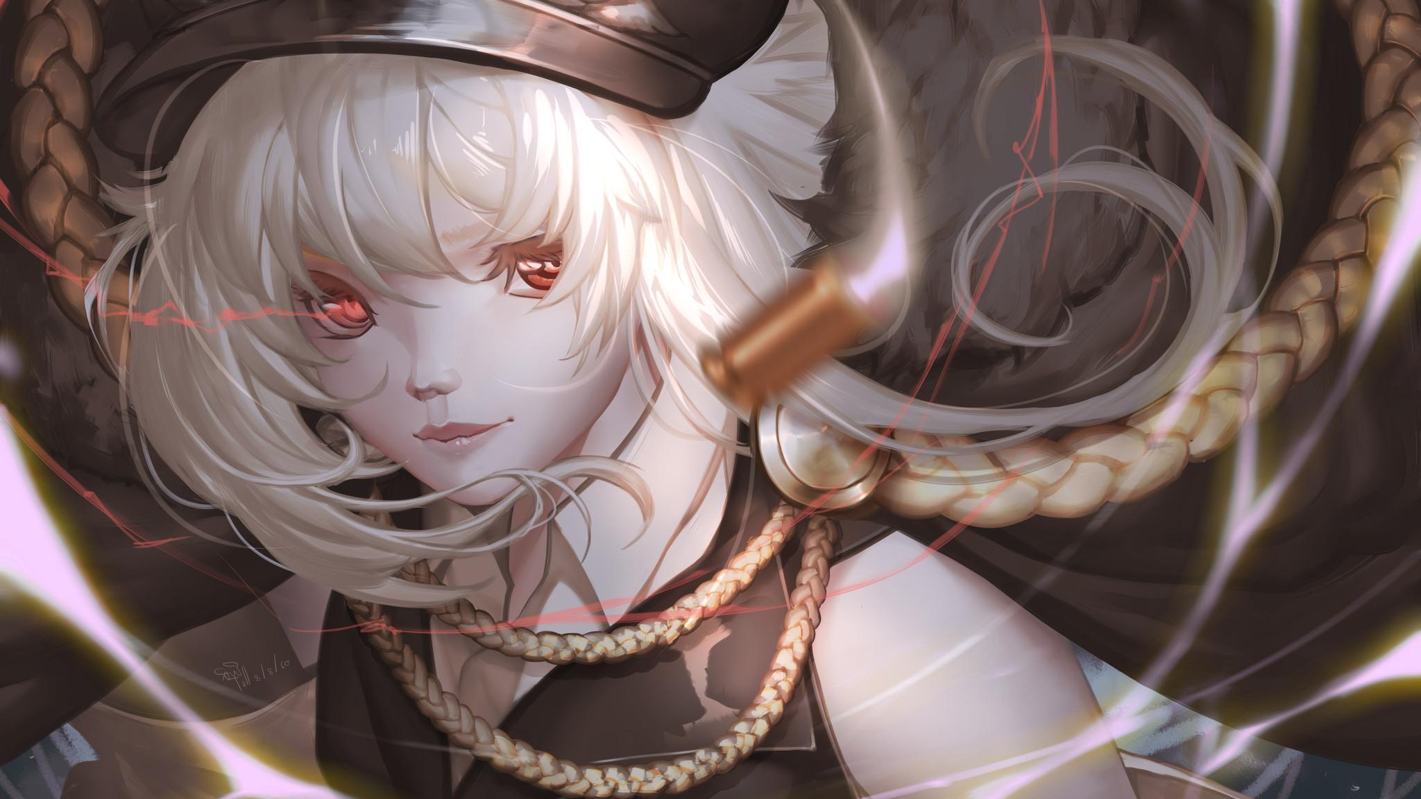 2048x1152 Pubg Fan Art 2048x1152 Resolution Hd 4k: 2048x1152 Kar98k Girls Frontline Anime 2048x1152