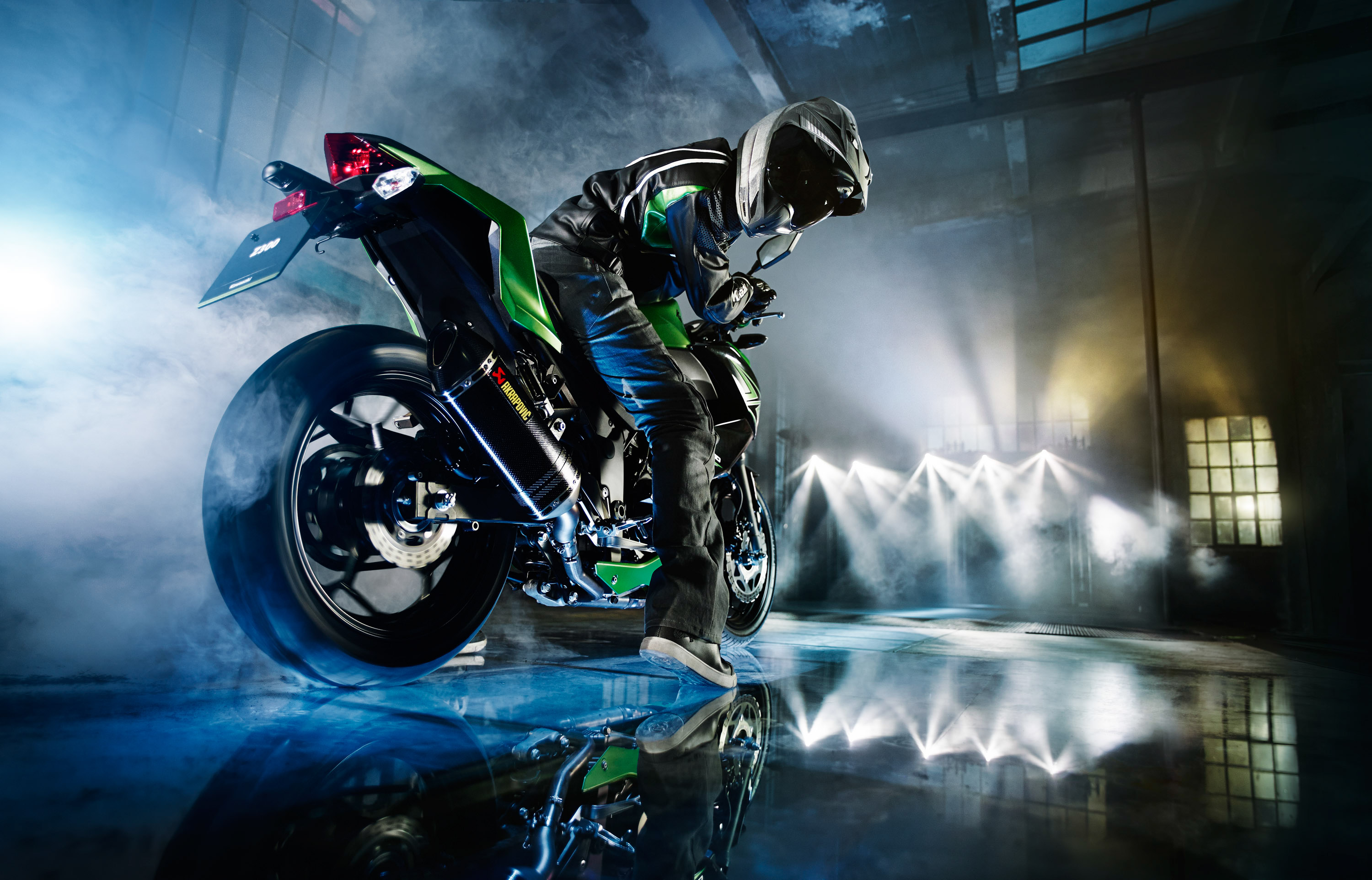 Kawasaki Z300, HD Bikes, 4k Wallpapers, Images