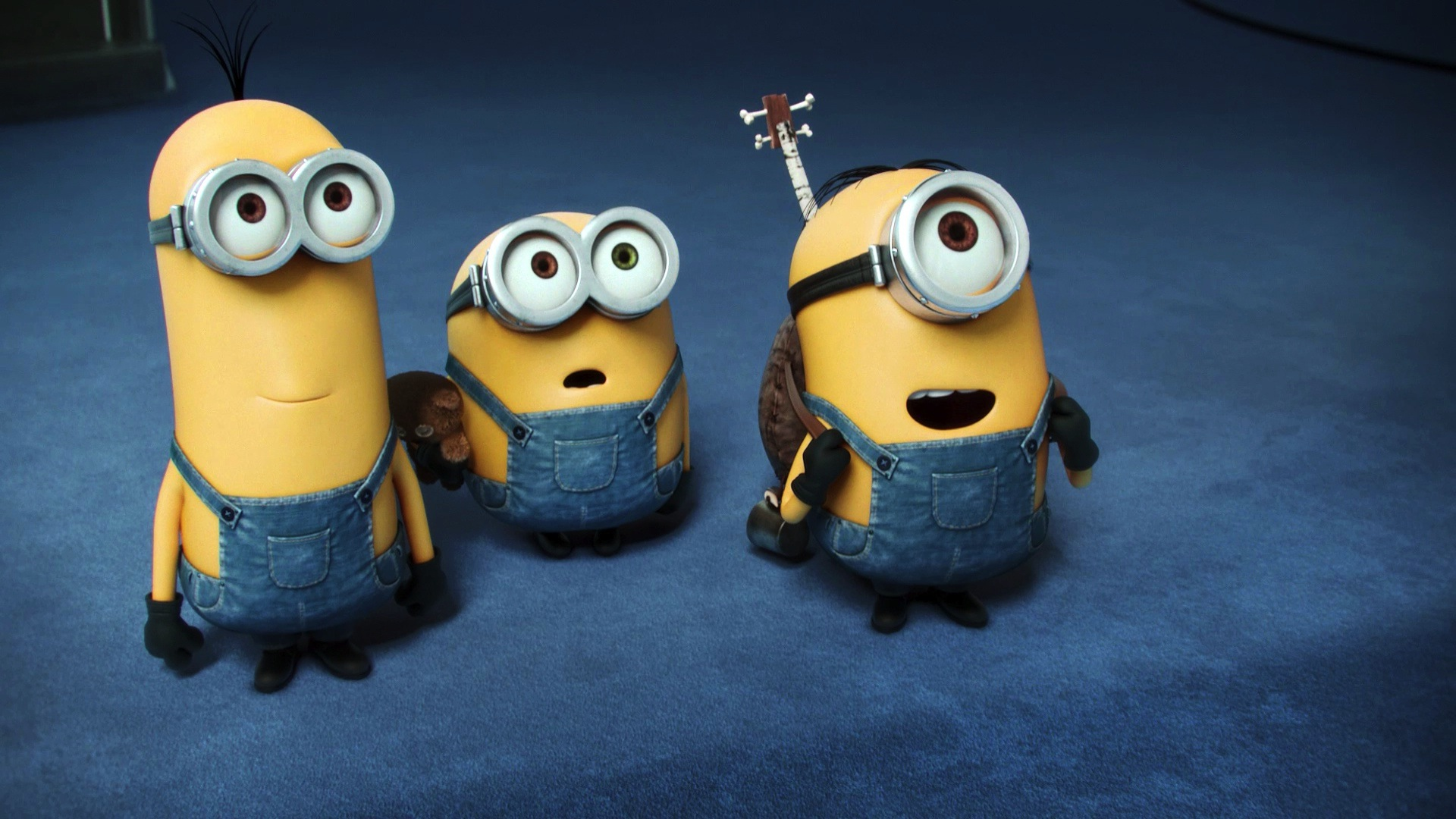 Kevin Bob Minions Hd Cartoons 4k Wallpapers Images