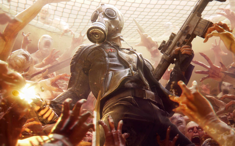 Killing Floor Qhd Wallpaper: Killing Floor 2, HD Games, 4k Wallpapers, Images