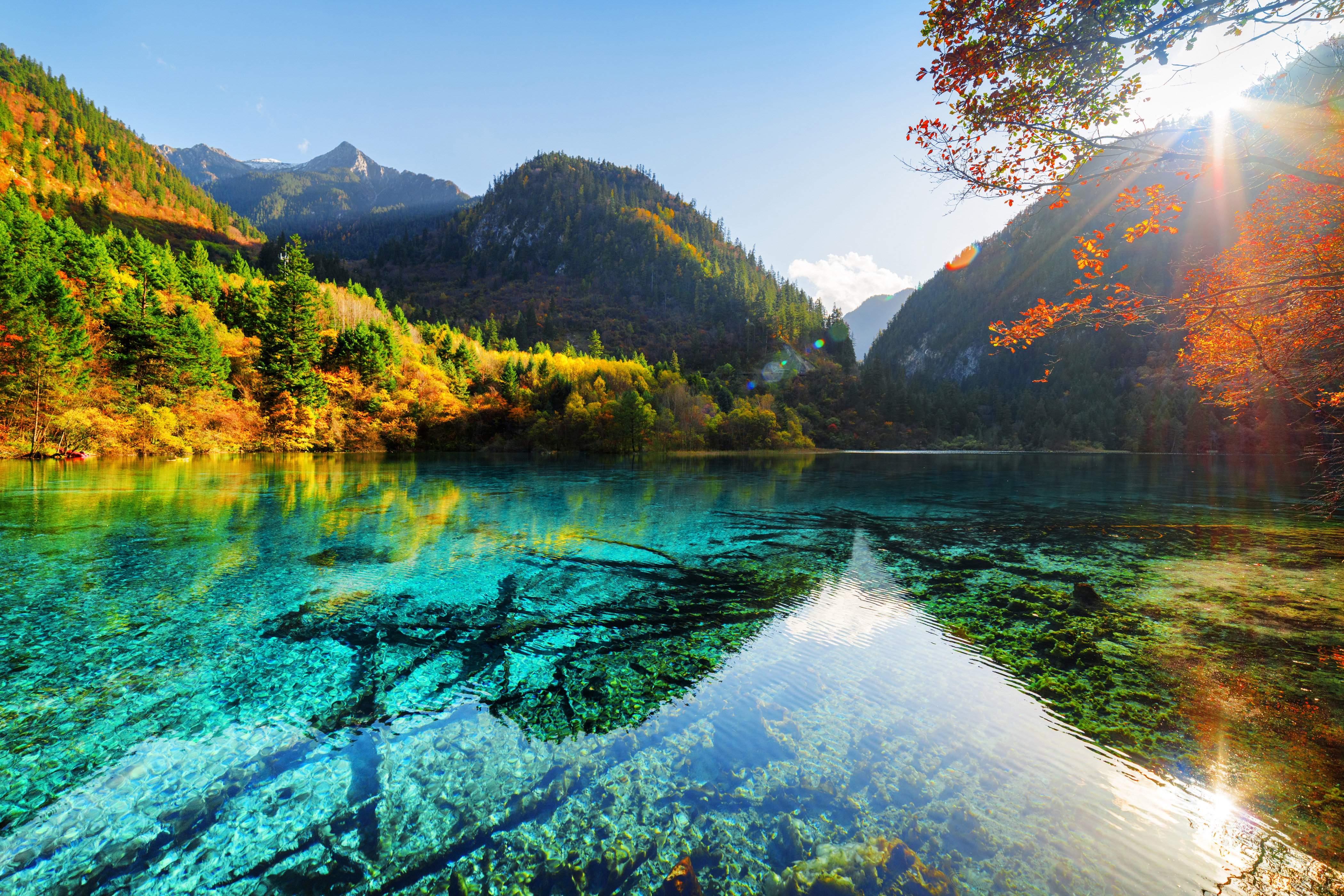 Lake Ultra Hd 4k, HD Nature, 4k Wallpapers, Images ...